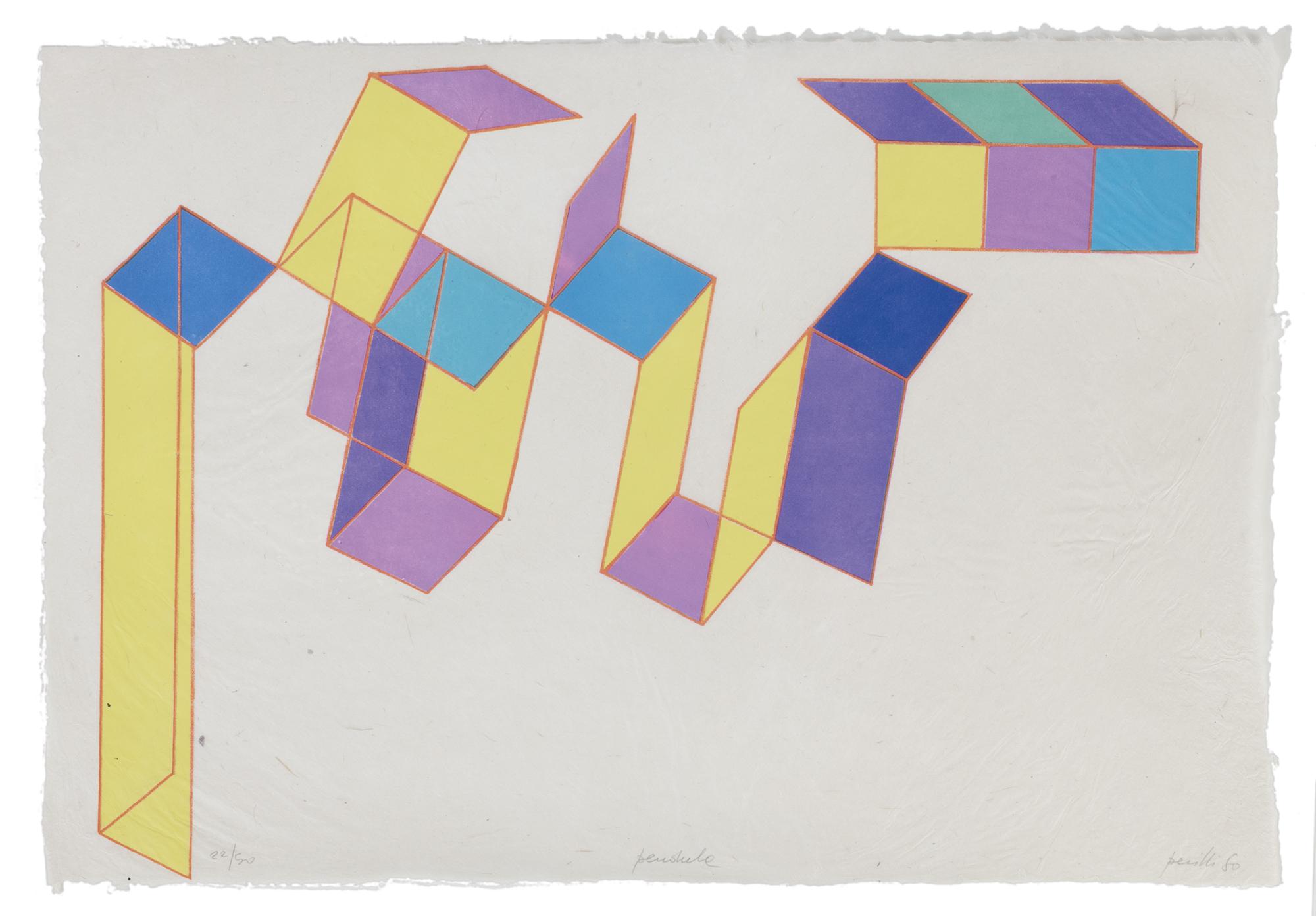 Il Segno Concreto n°2, 1980