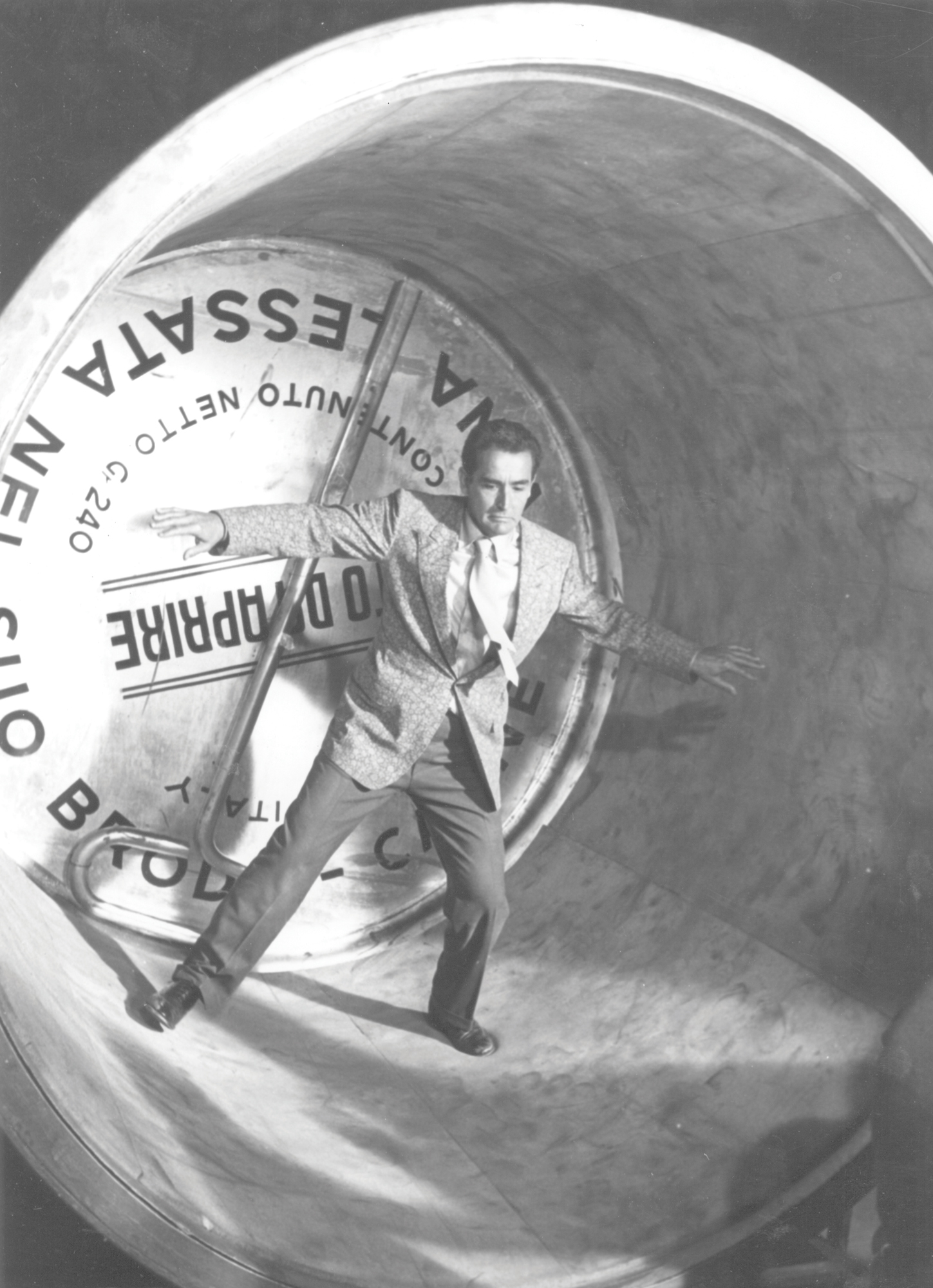 Vittorio Gassman 'Lo scatenato', 1967