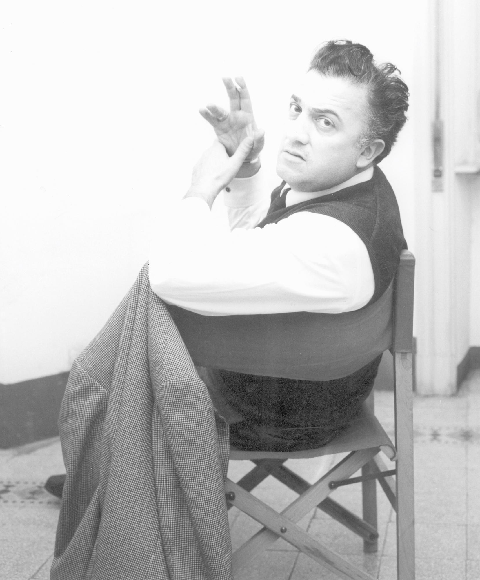 Federico Fellini, anni 1960