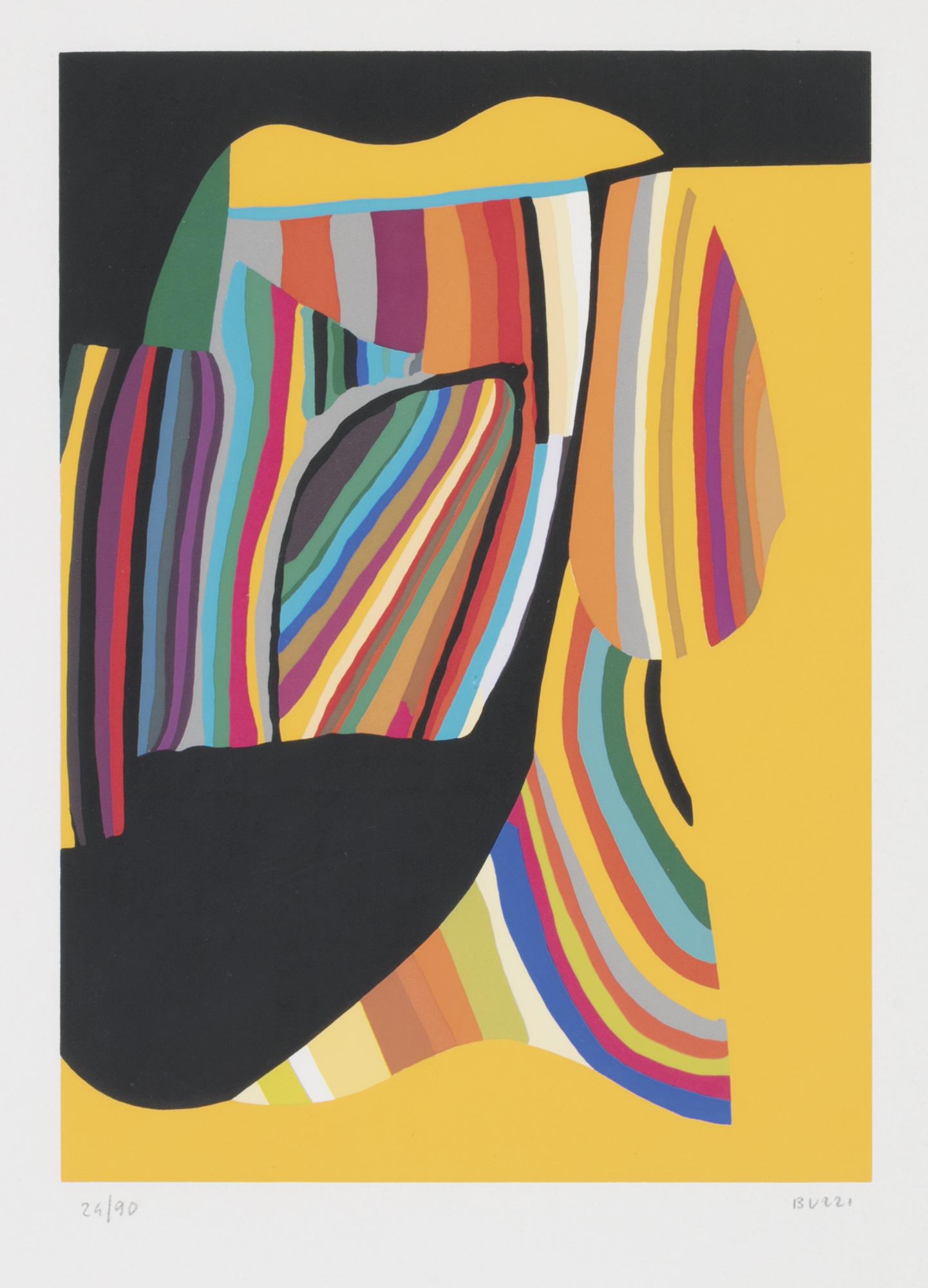 Serigrafia, 1976