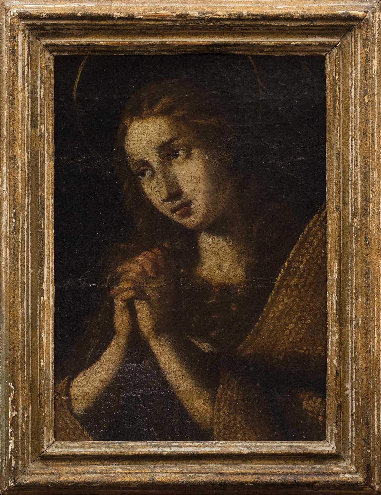 Santa Maria Egiziaca penitente