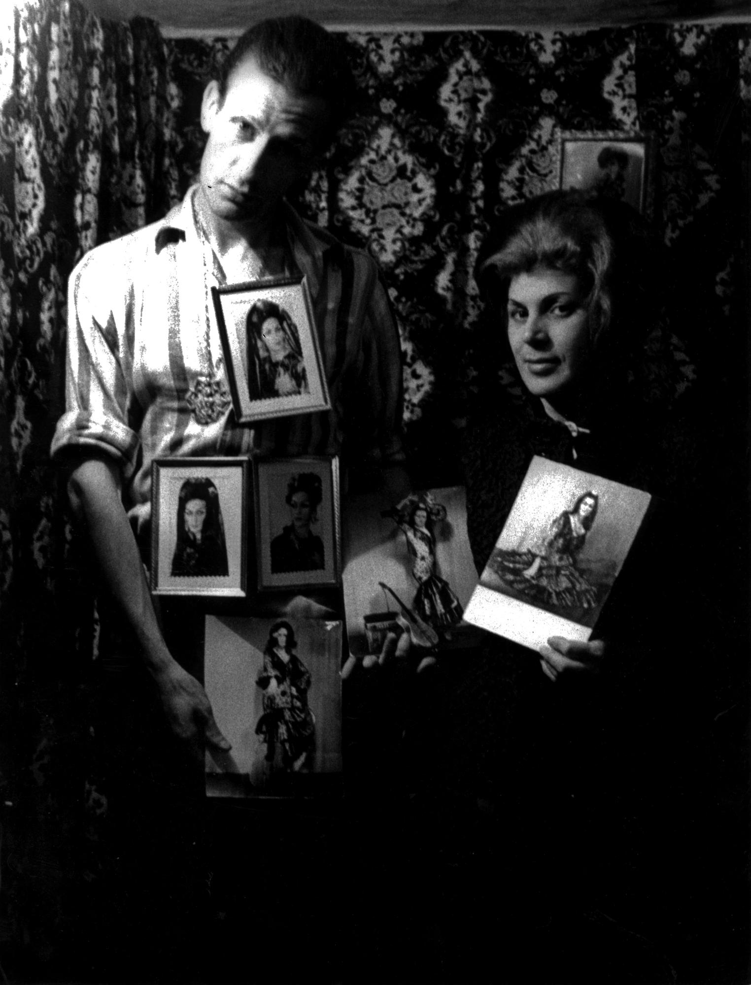 I travestiti – Lo spagnolo, fine anni 1960