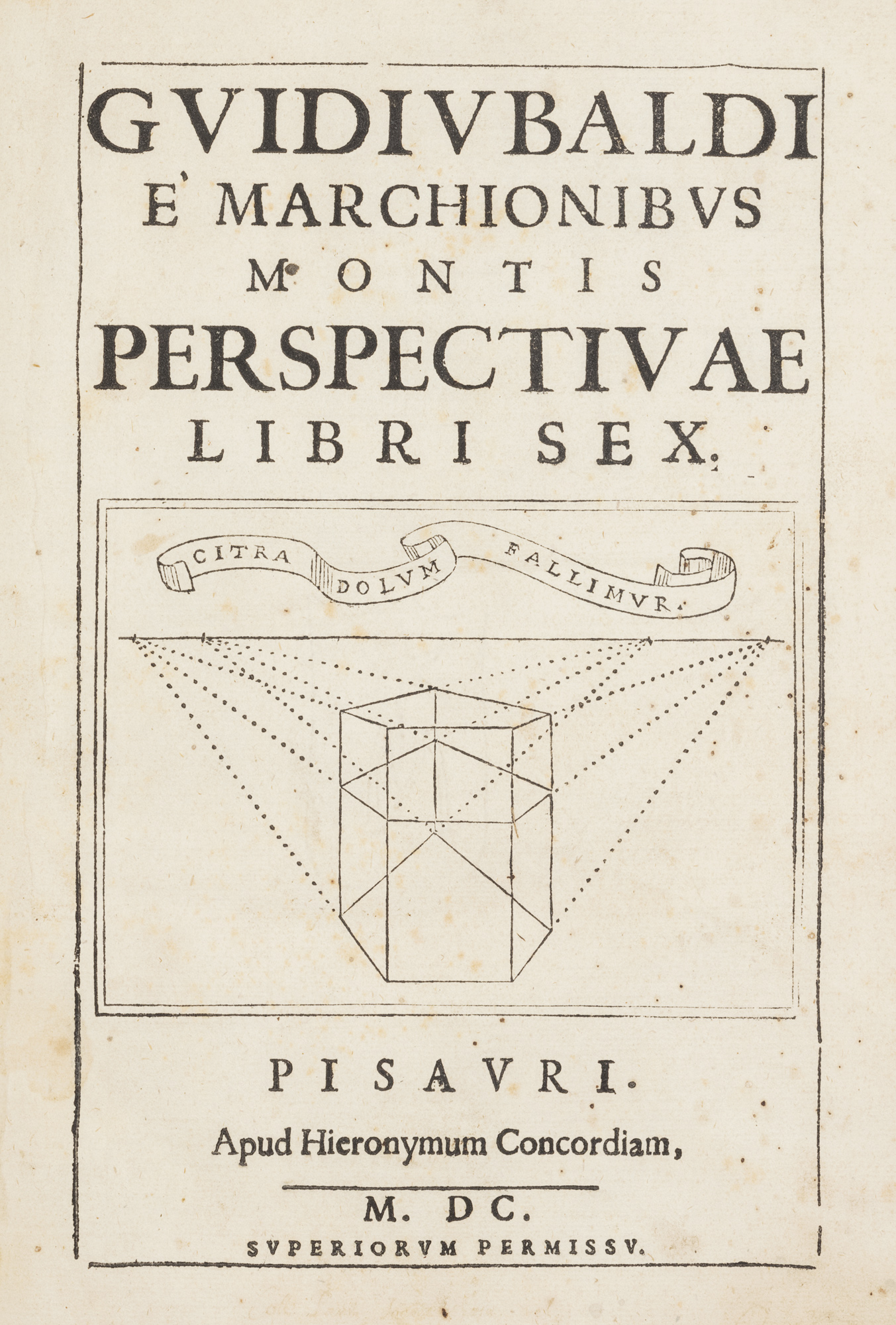 Perspectivae Libri Sex