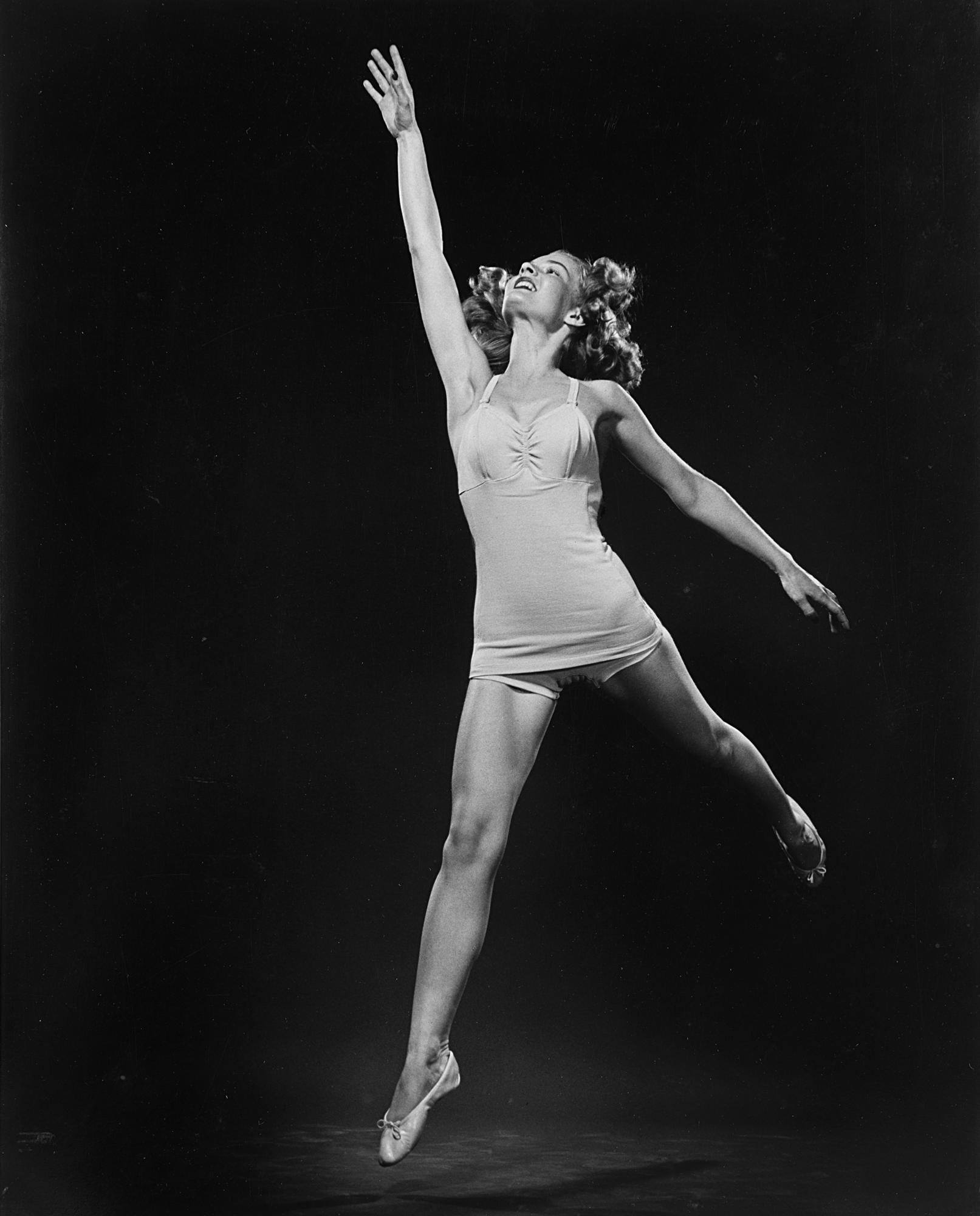 Ballerina, fine anni 1940