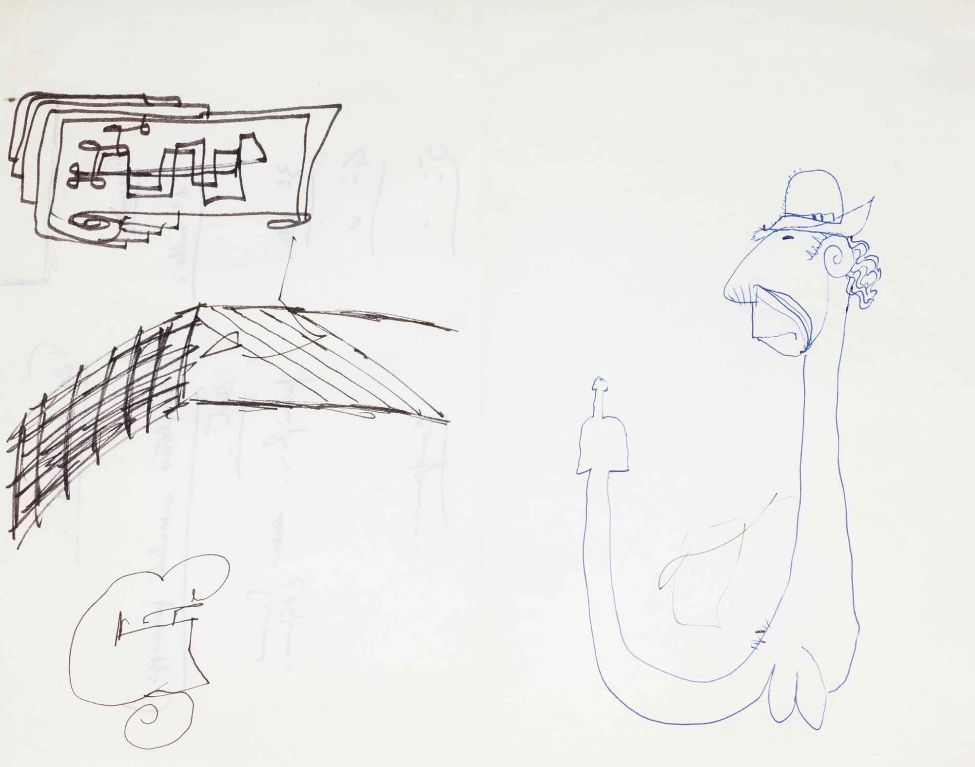 Caricature e disegni