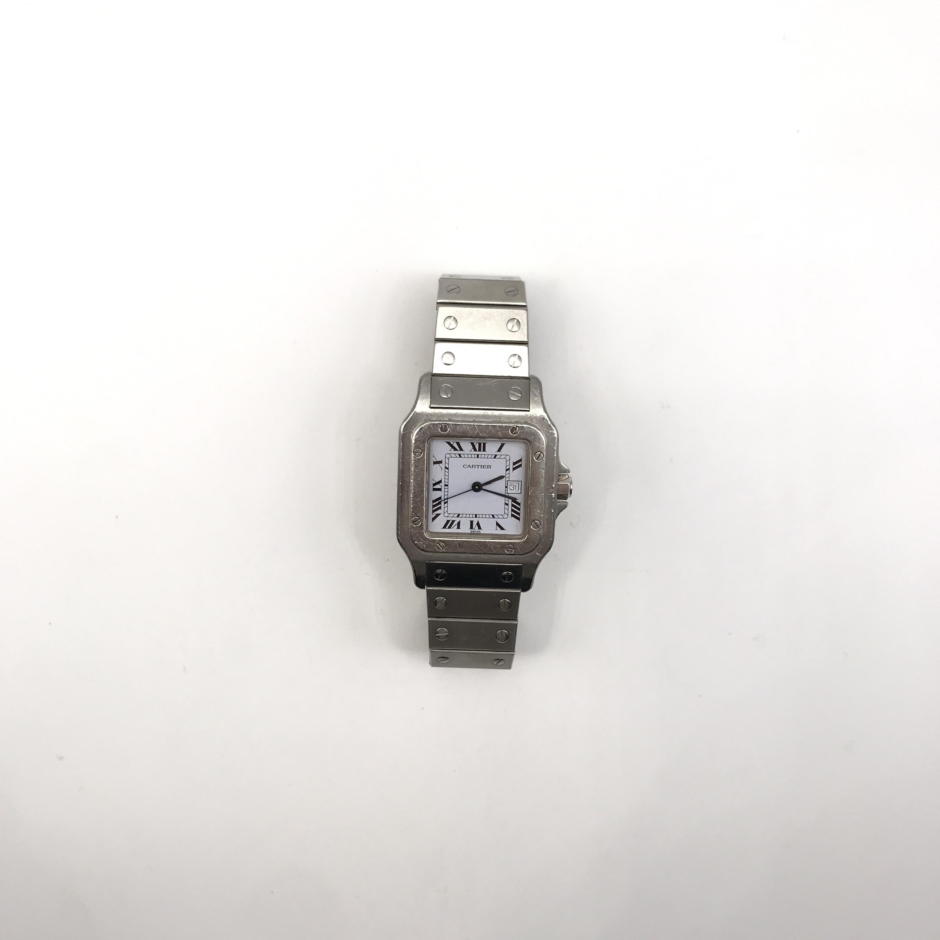 orologio in acciaio