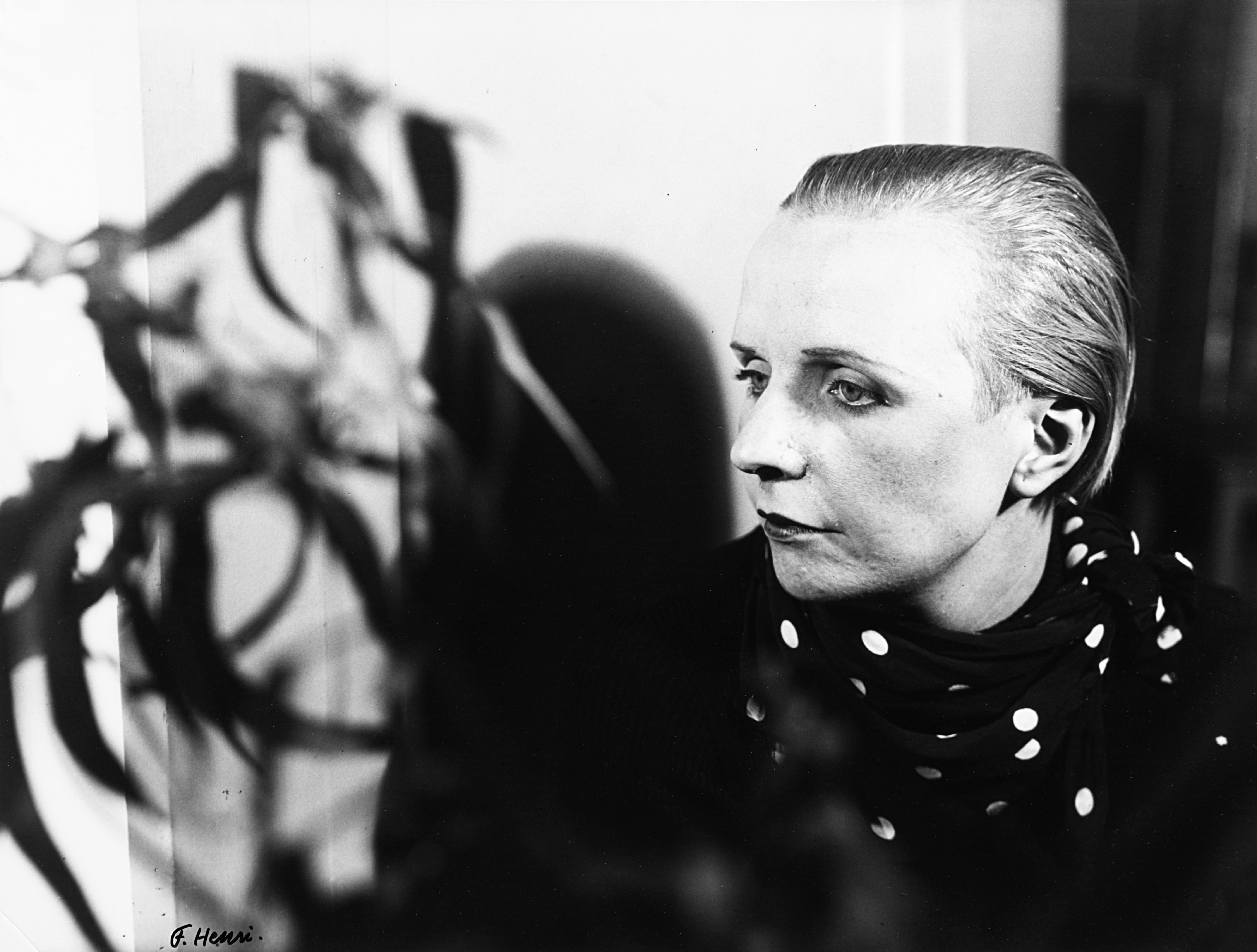 Portrait composition, 1937