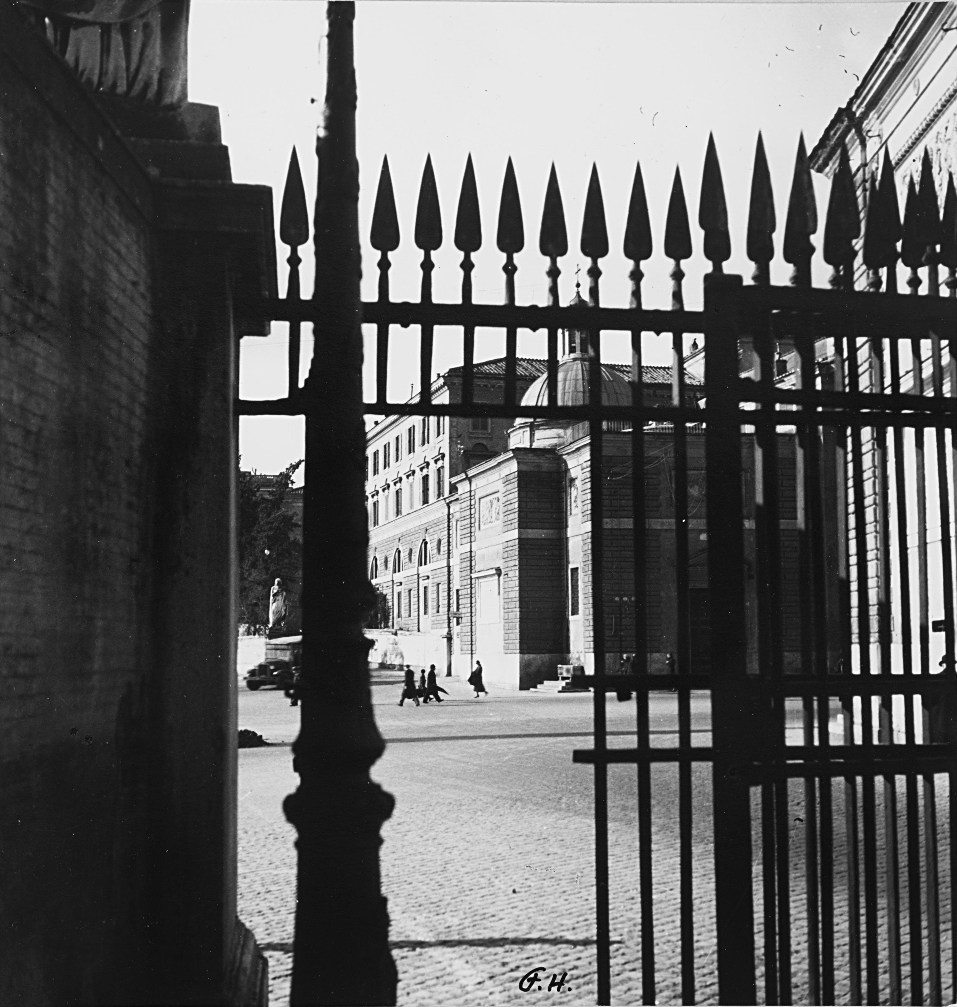 Rome, 1936