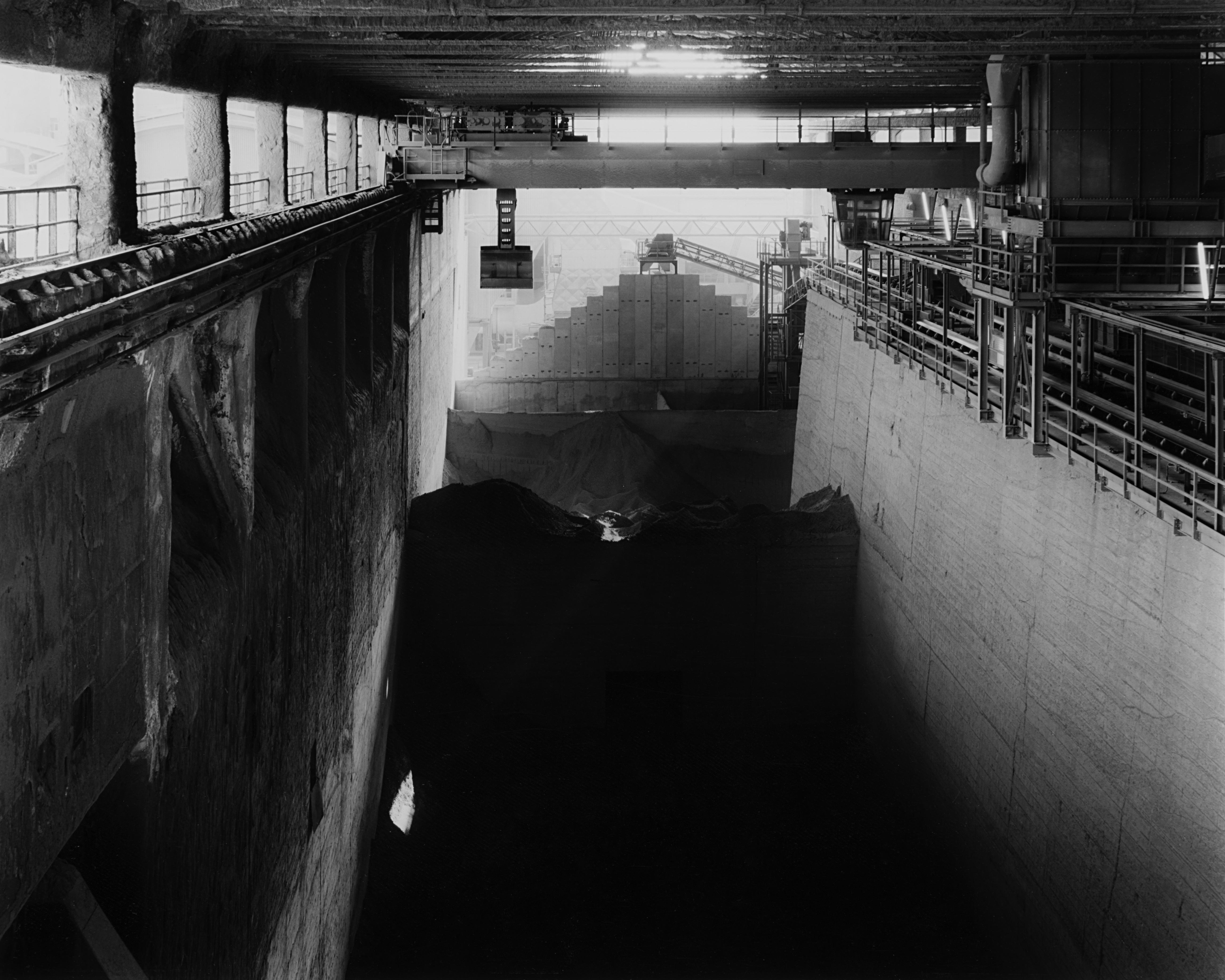 Cementeria di Cassago, Como, anni 1990