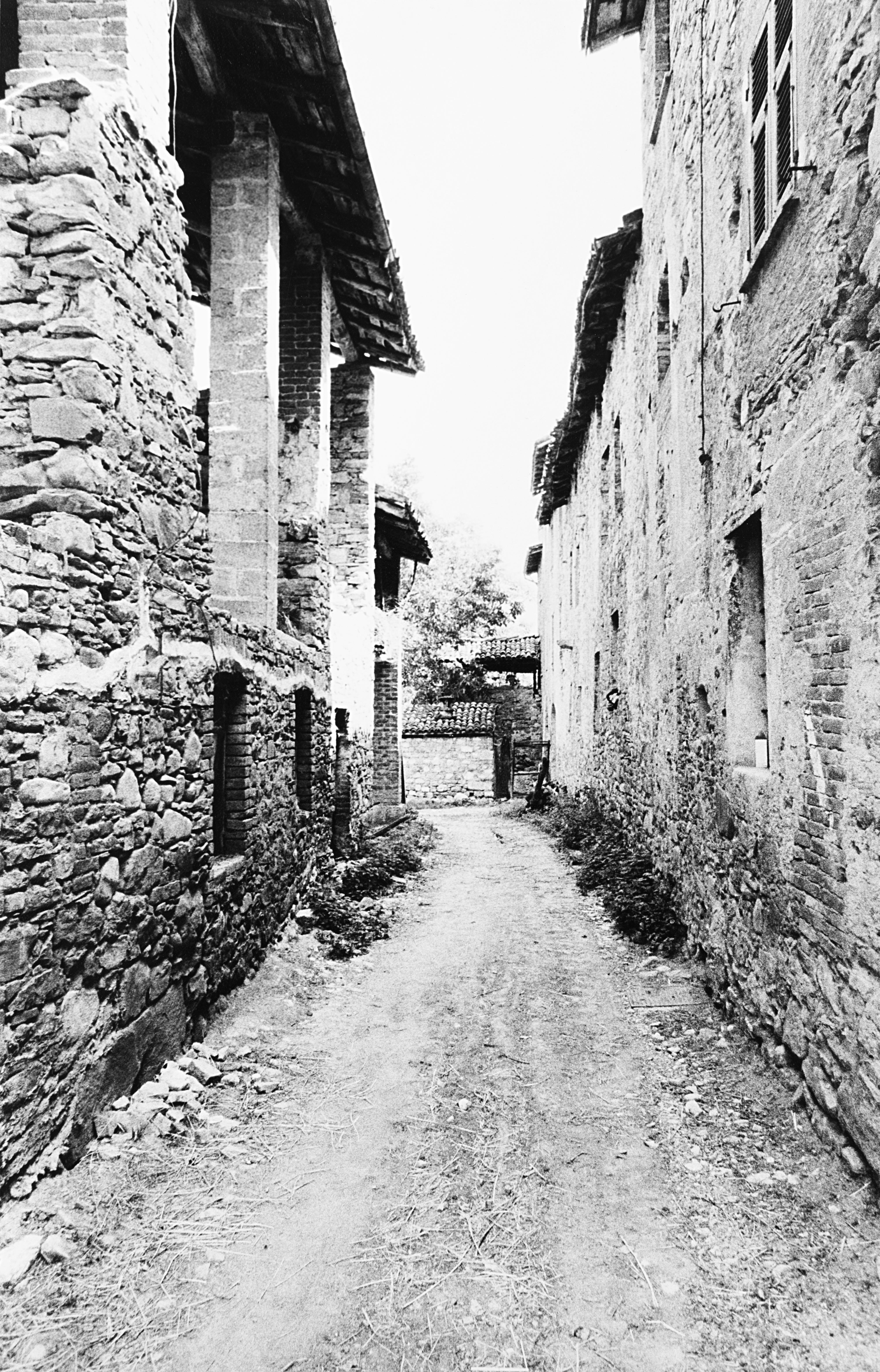 Persi, Alessandria, anni 1970