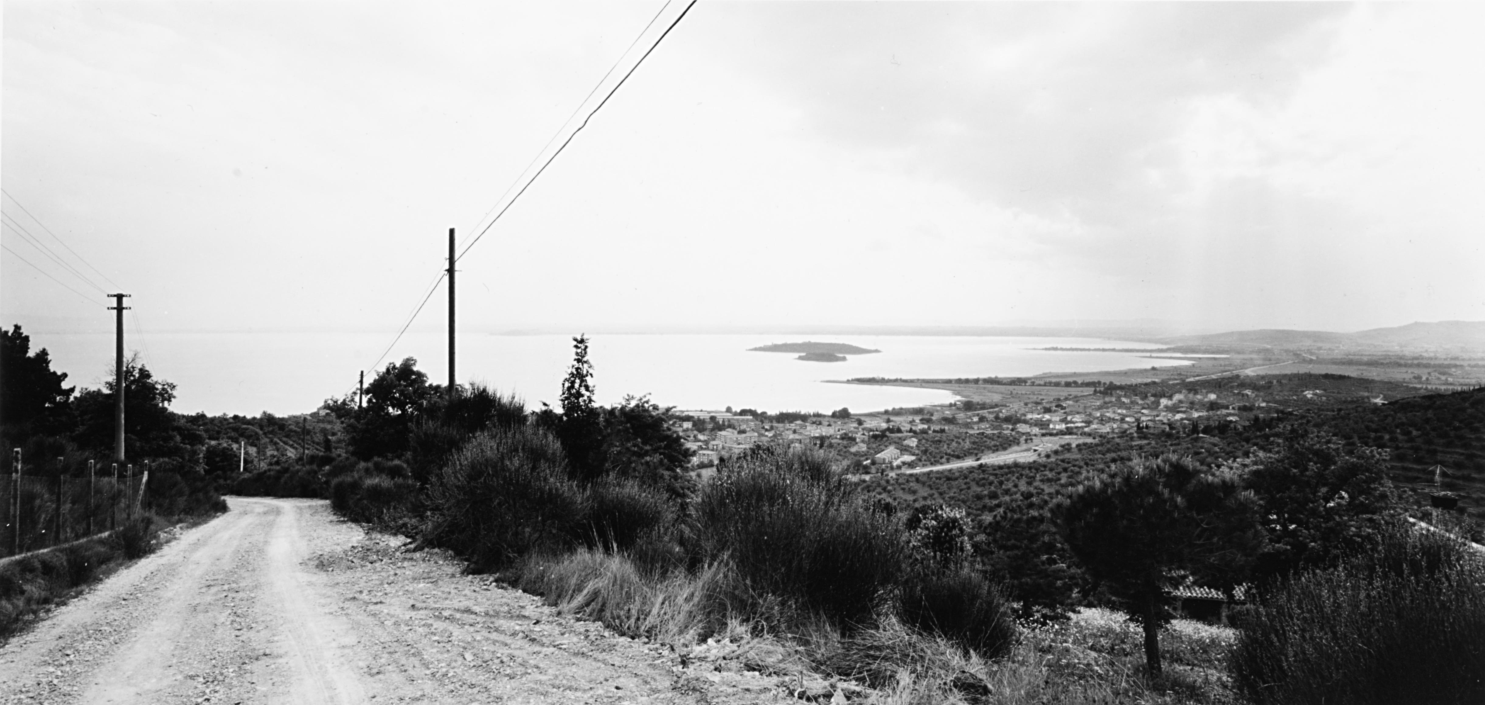 Passignano, anni 1980