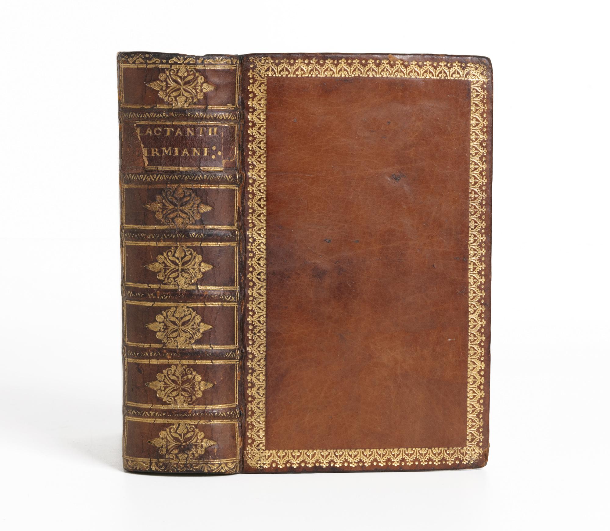 L. Coelii Lactantii Firmiani Diuinarum institutionum libri septem proxime castigati, et aucti
