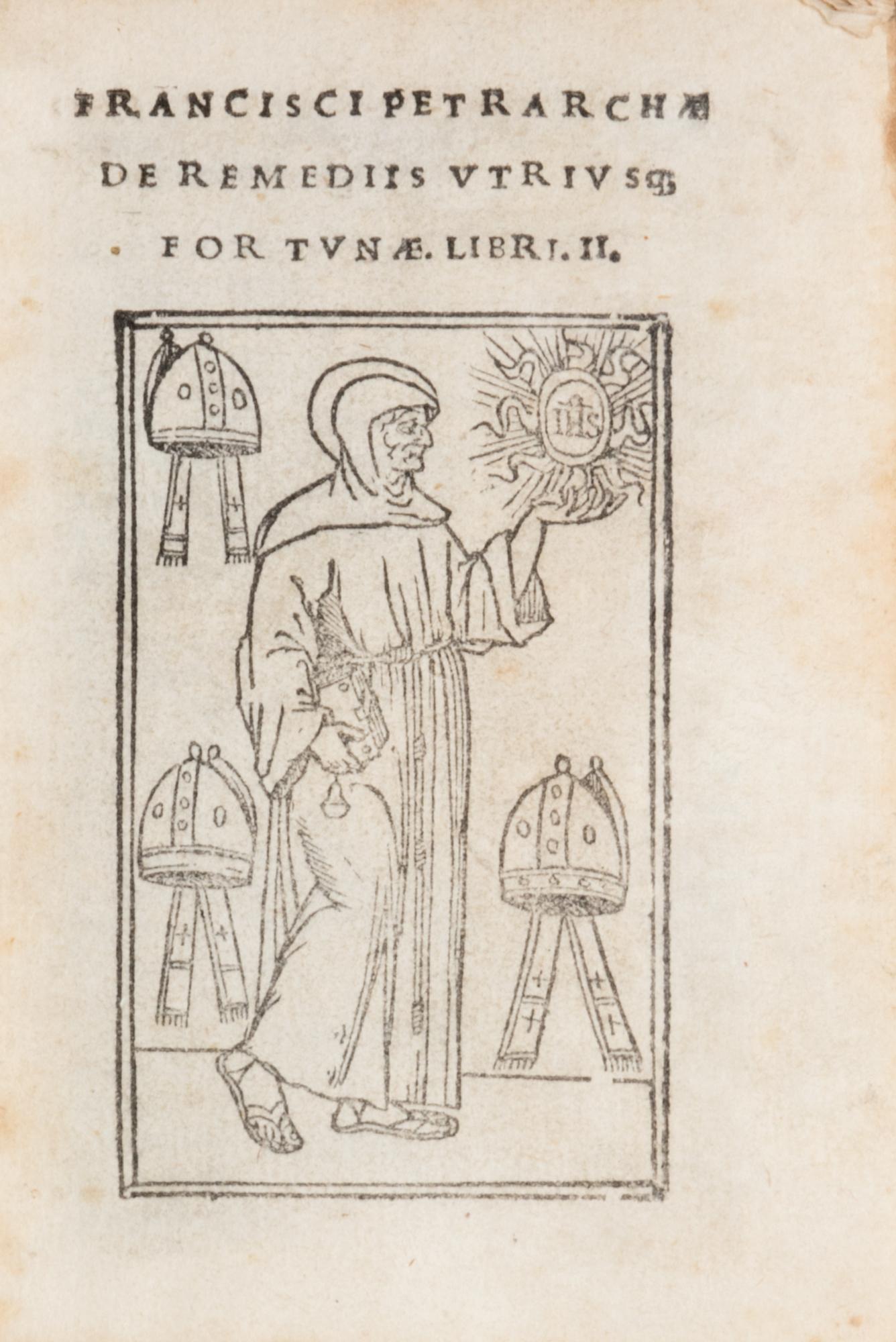 De remediis vtriusque fortunae. Libri II