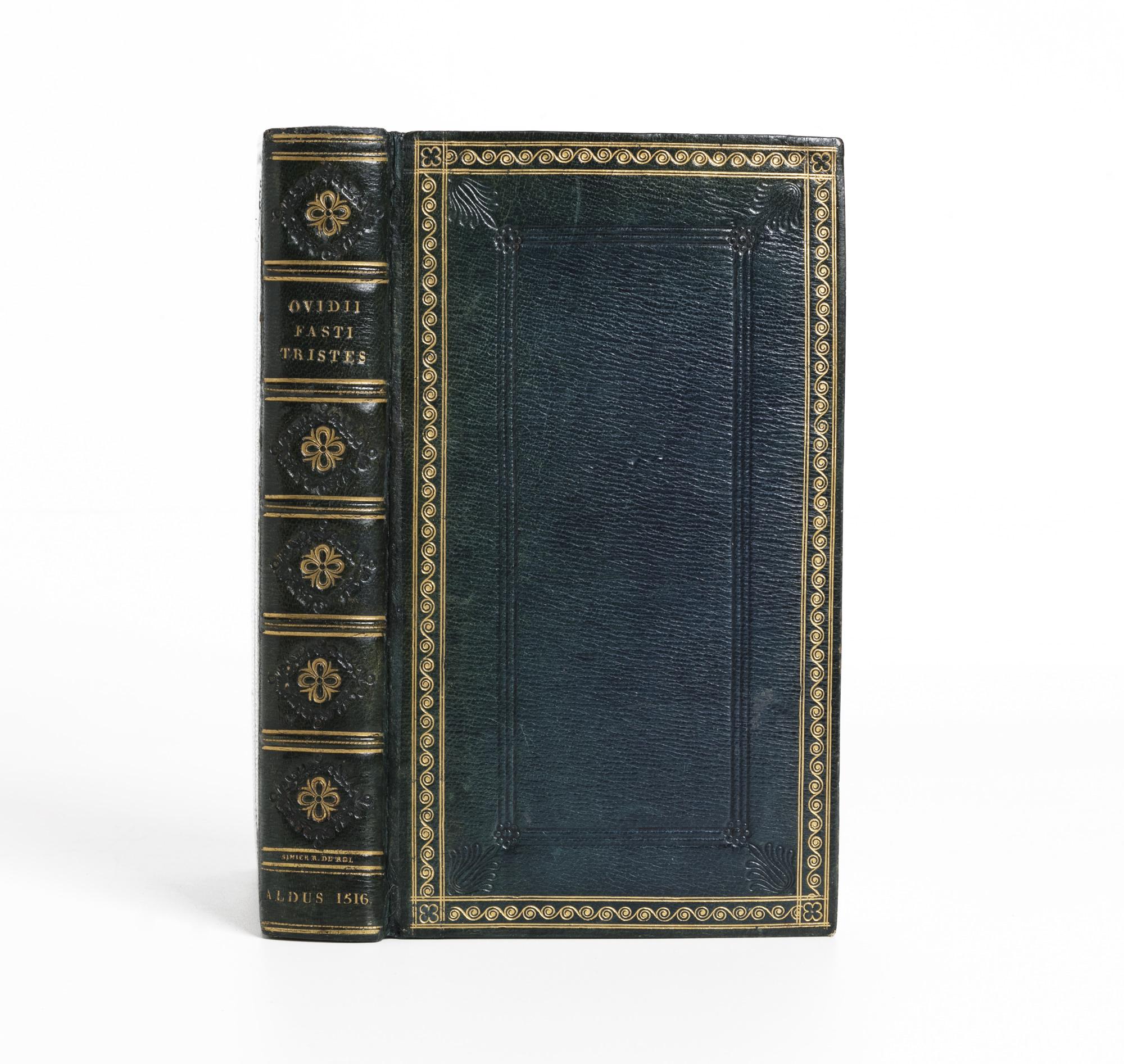 Inerrantium stellarum …Fastorum libris excerpta. P. Ouidij Nasonis Fastorum lib. 6. Tristium lib. 5. De Ponto lib. 4. In Ibin. Ad Liuiam