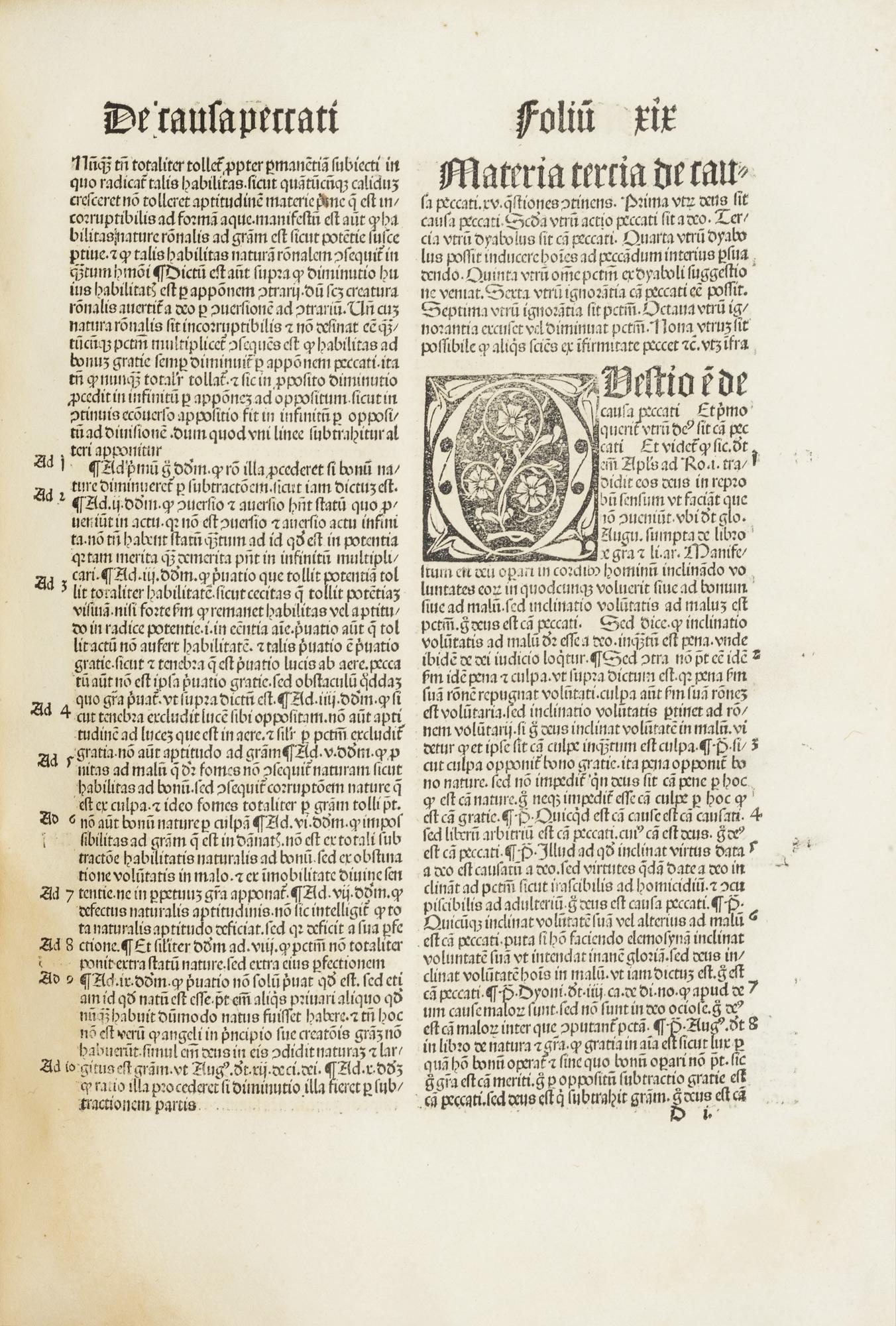 Questiones disputate…De potentia dei. De malo; De spiritualibus creaturis; De anima; De unione verbi; De virtutibus
