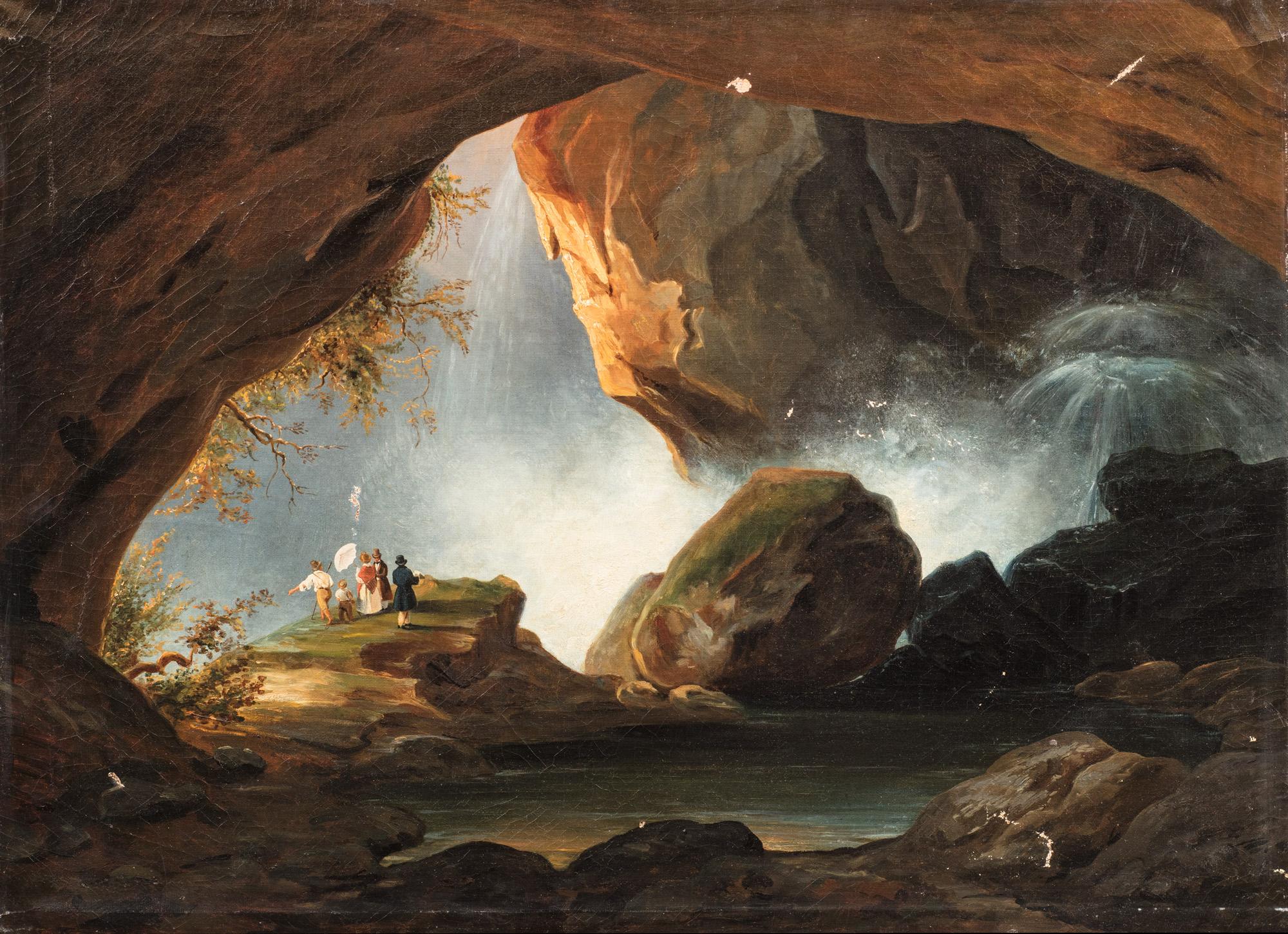 Grotta di Nettuno a Tivoli
