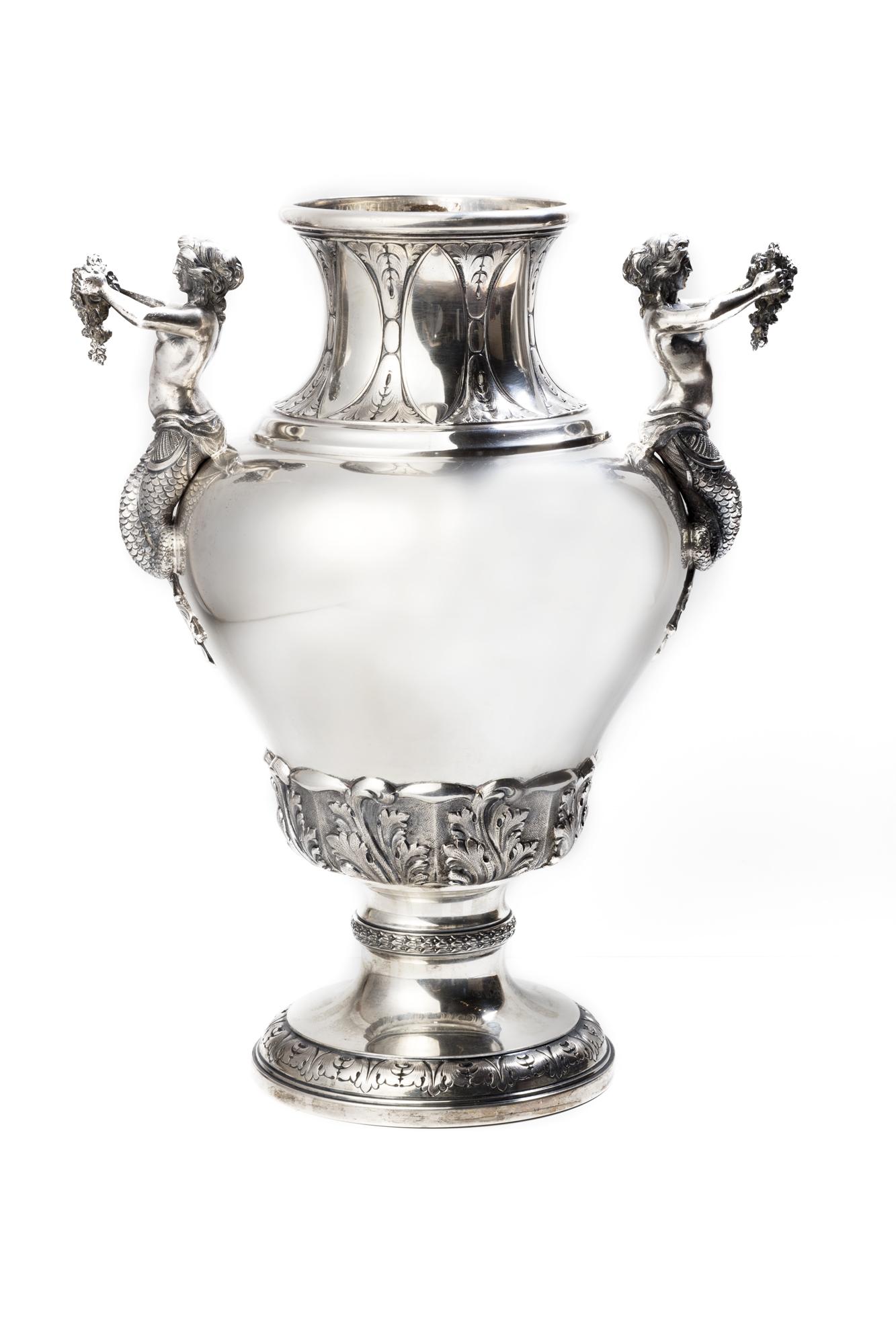 in argento, Italia XX secolo
