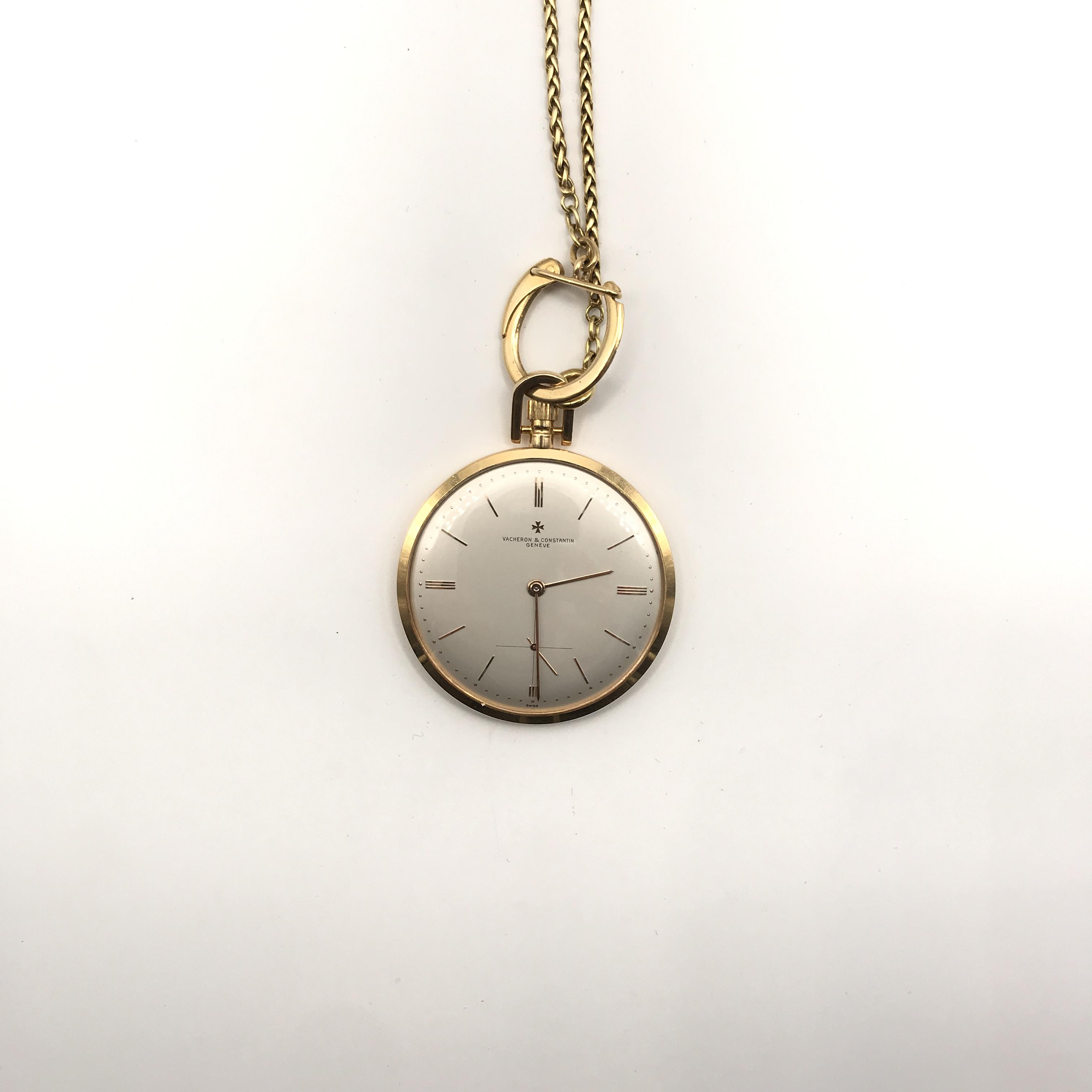 orologio da tasca in oro