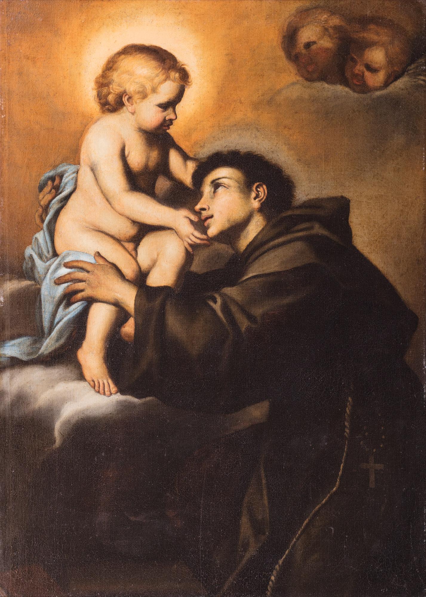 Visione di Sant'Antonio da Padova