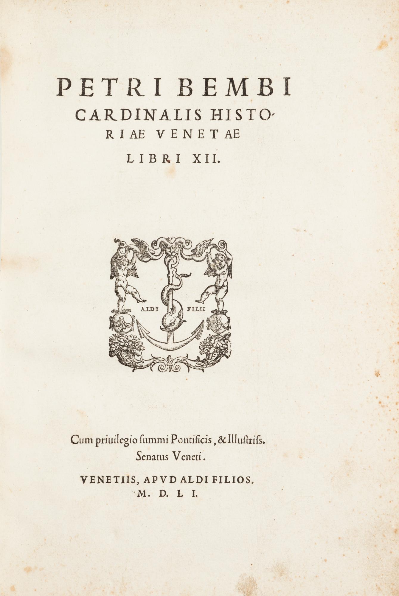 Historiae Venetae libri XII