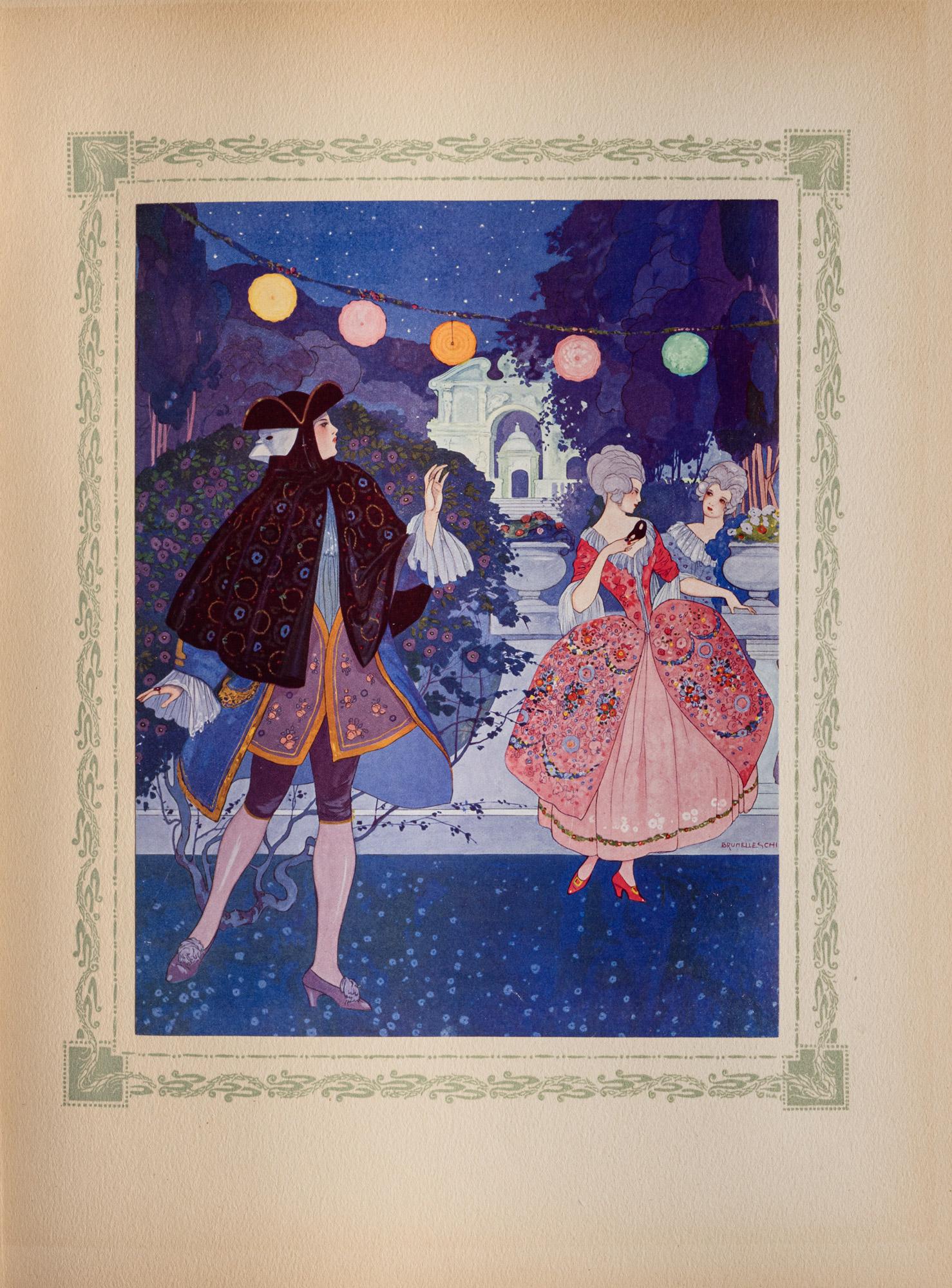 La nuit vénitienne; Fantasio; Les caprices de Marianne