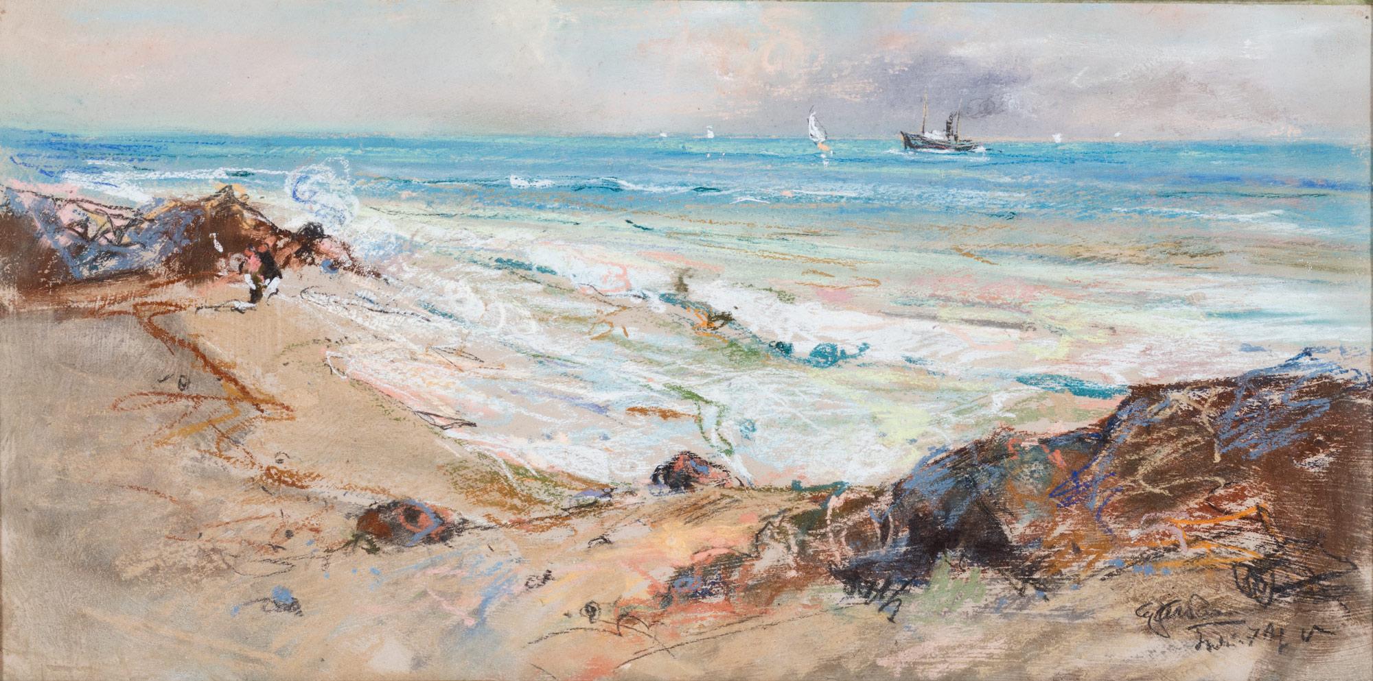 Spiaggia ad Ischia