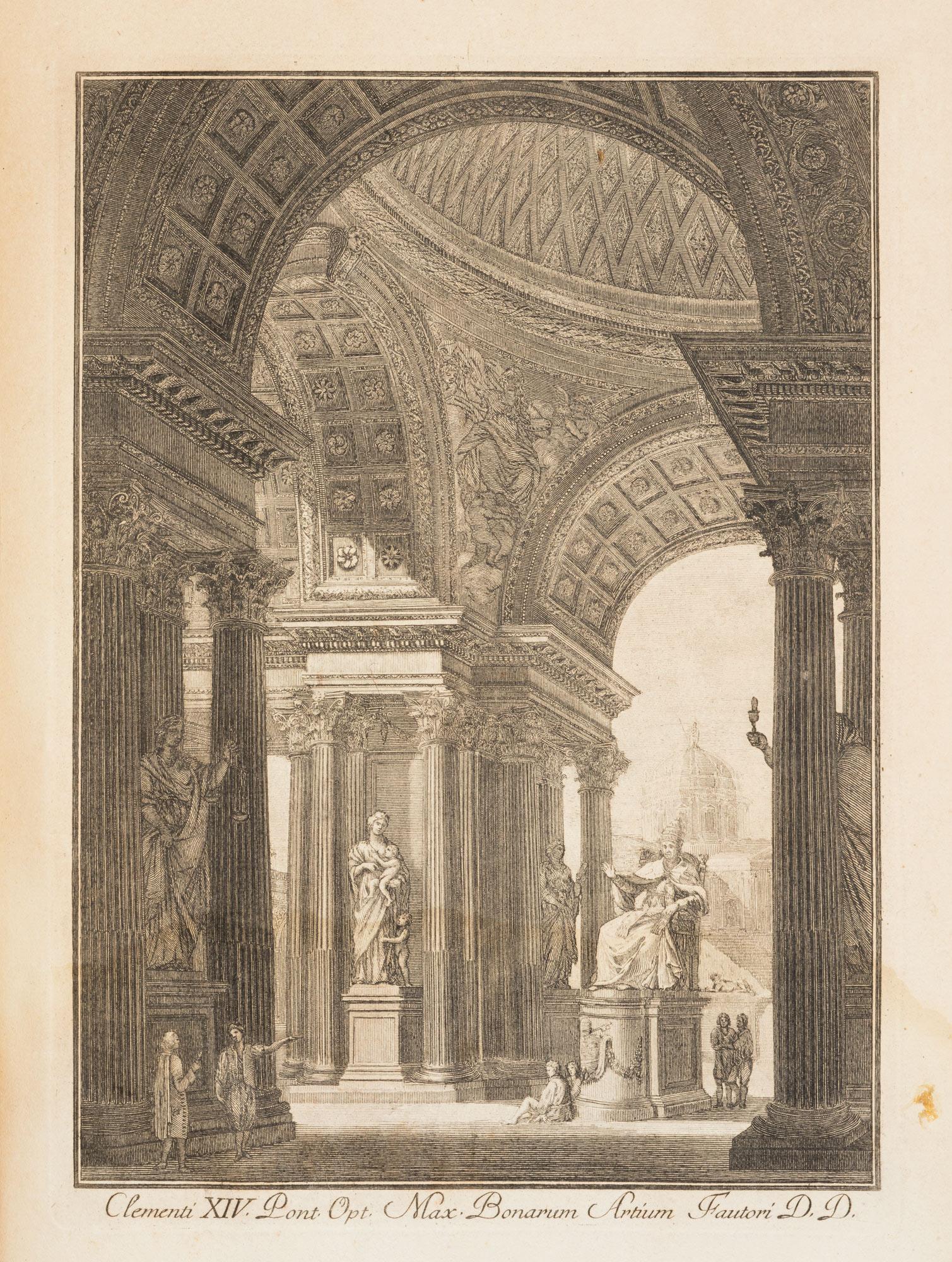 Il Vignola illustrato proposto da Giambattista Spampani e Carlo Antonini