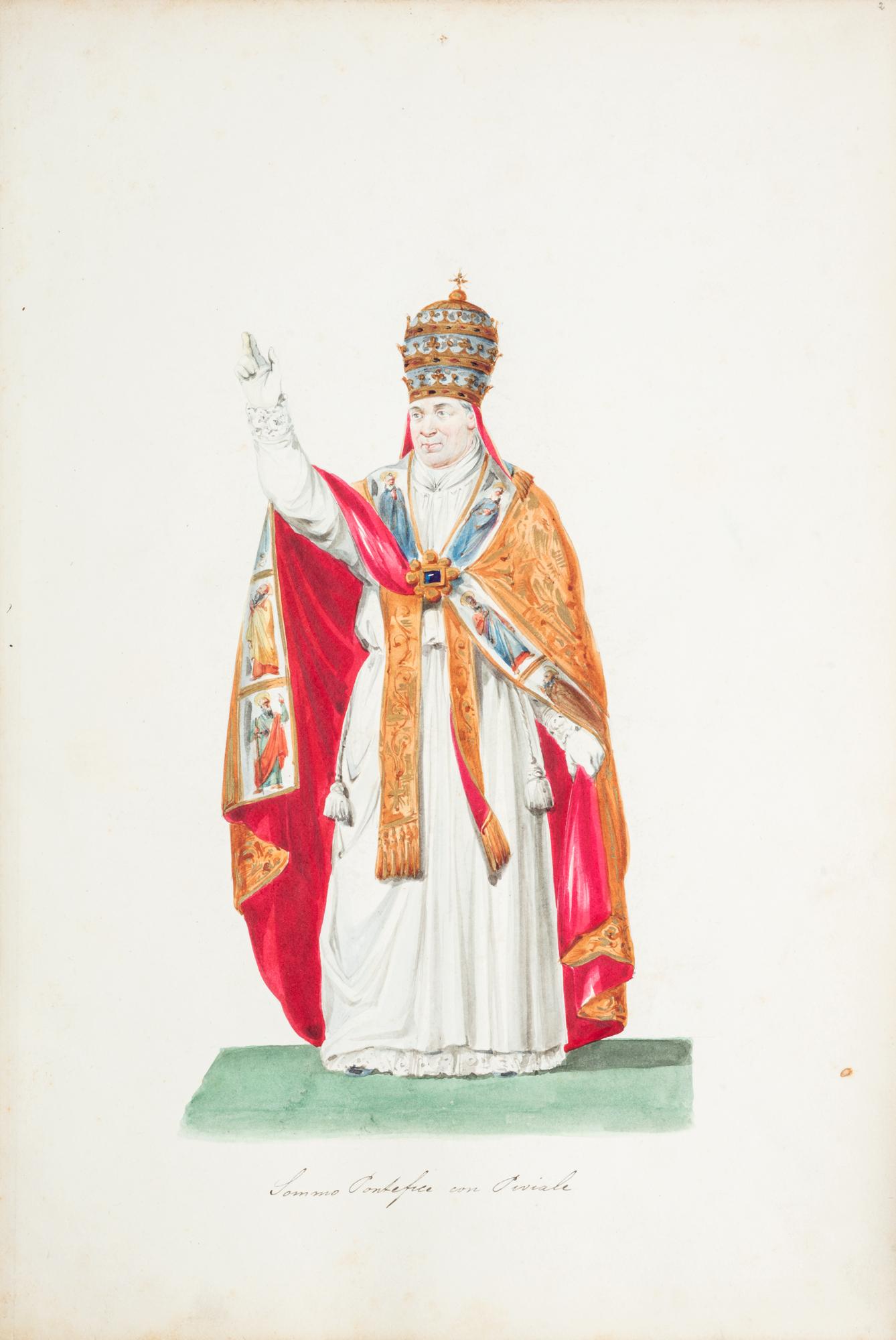 Costumes pontificaux