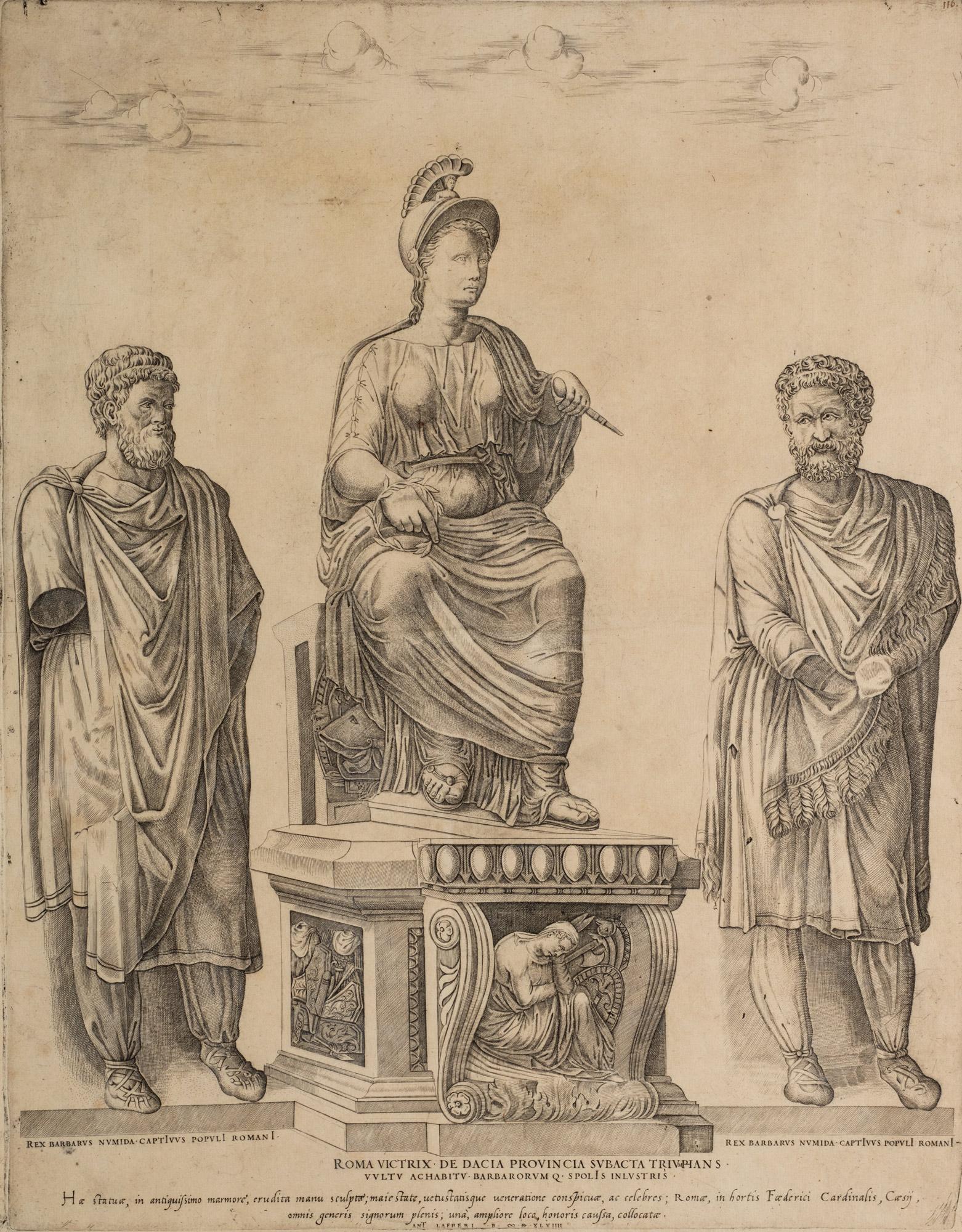 Roma Victrix [La Roma del Cardinale Cesi]