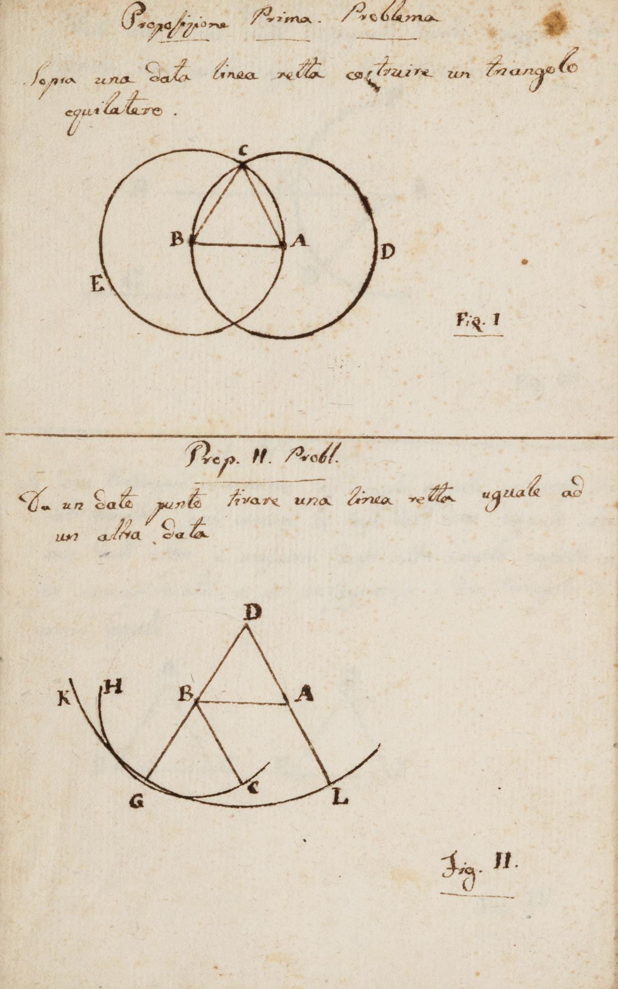 Problemi di geometria