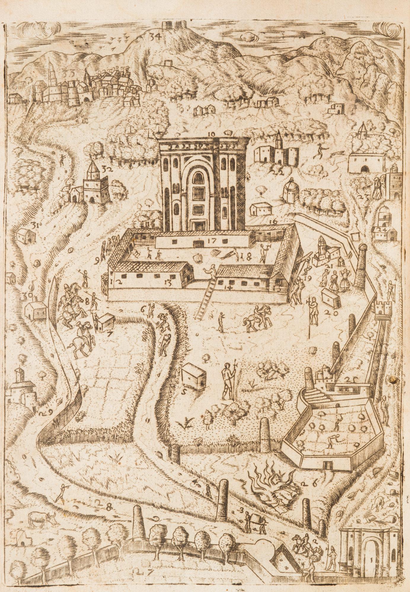 Informatione del pestifero, et contagioso morbo il quale affligge et have afflitto questa città di Palermo et molte altre citta', e terre di questo regno di sicilia, nell'anno 1575 et 1576…