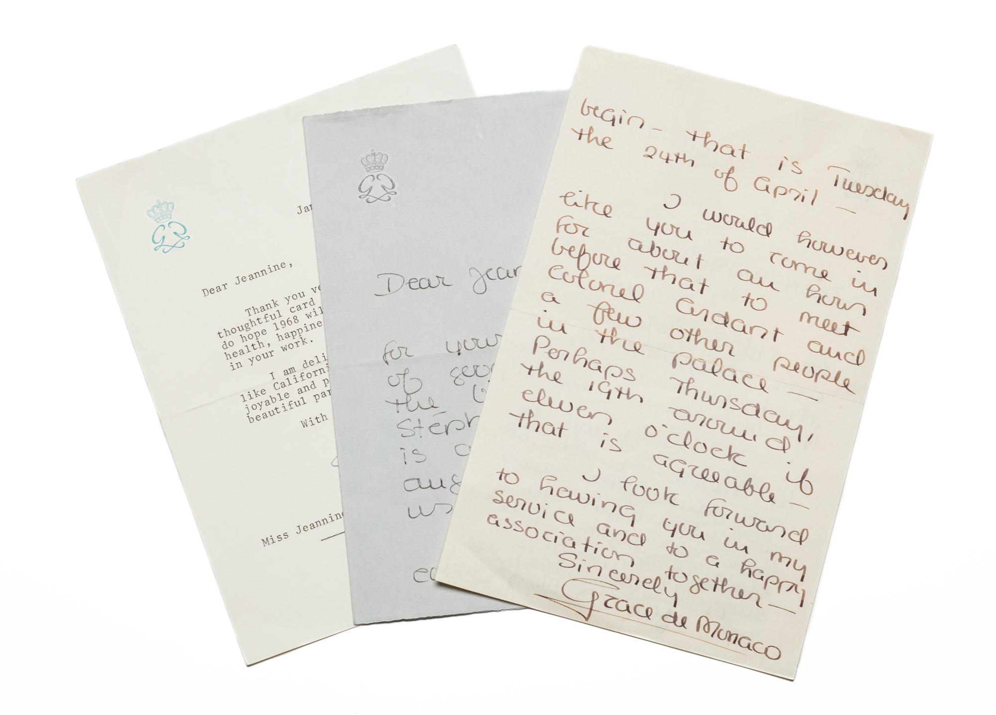 Lettere autografe