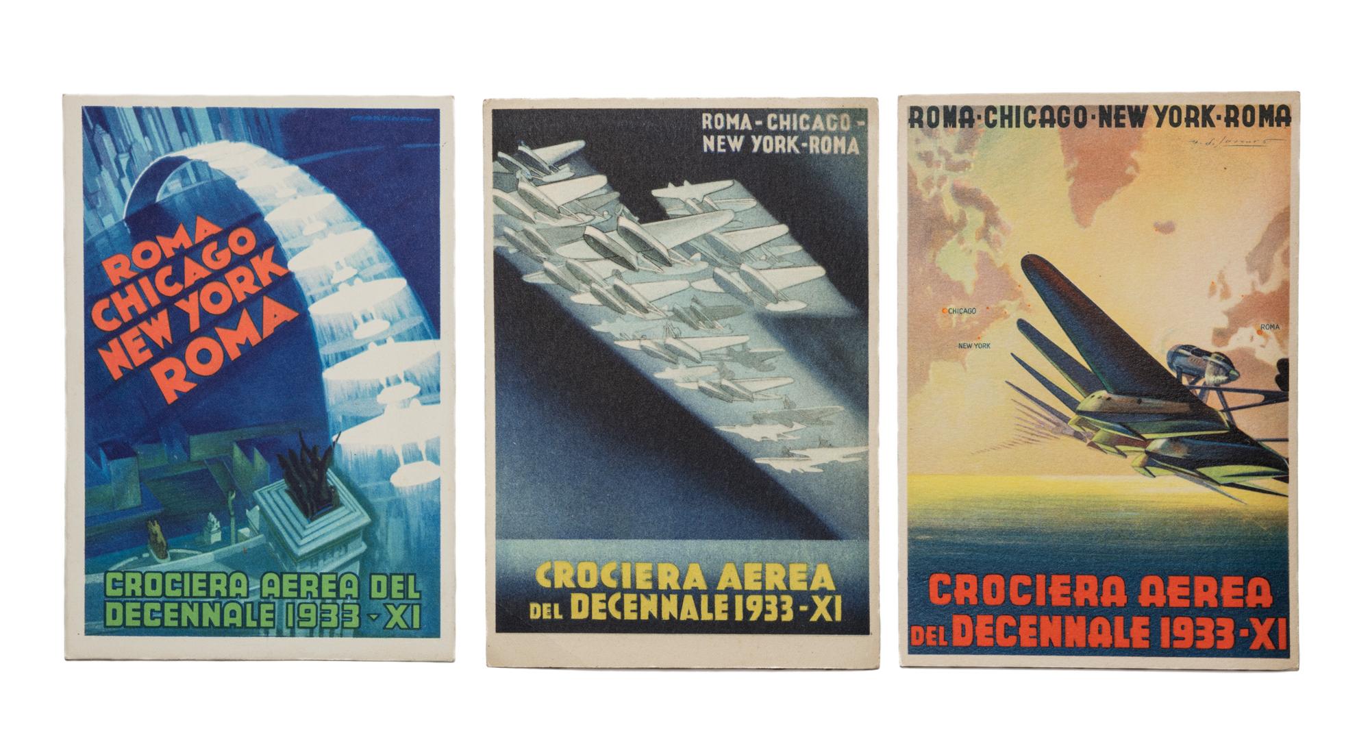 Crociera Aerea del Decennale 1933