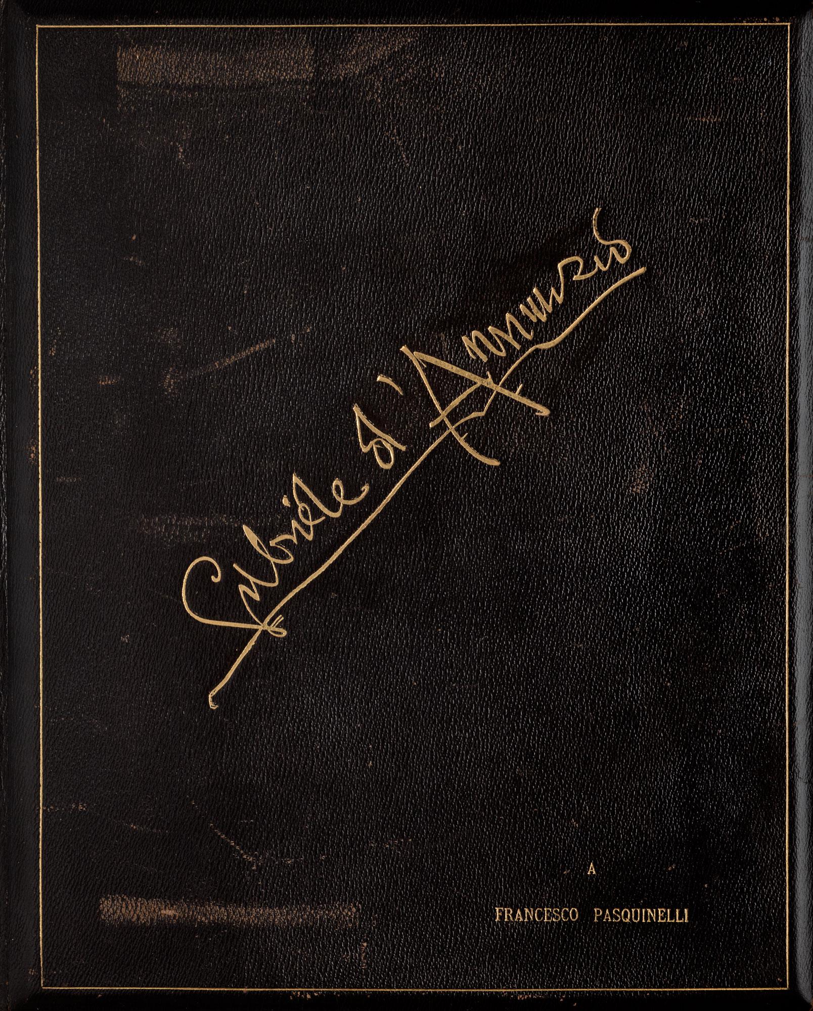 Album di autografi
