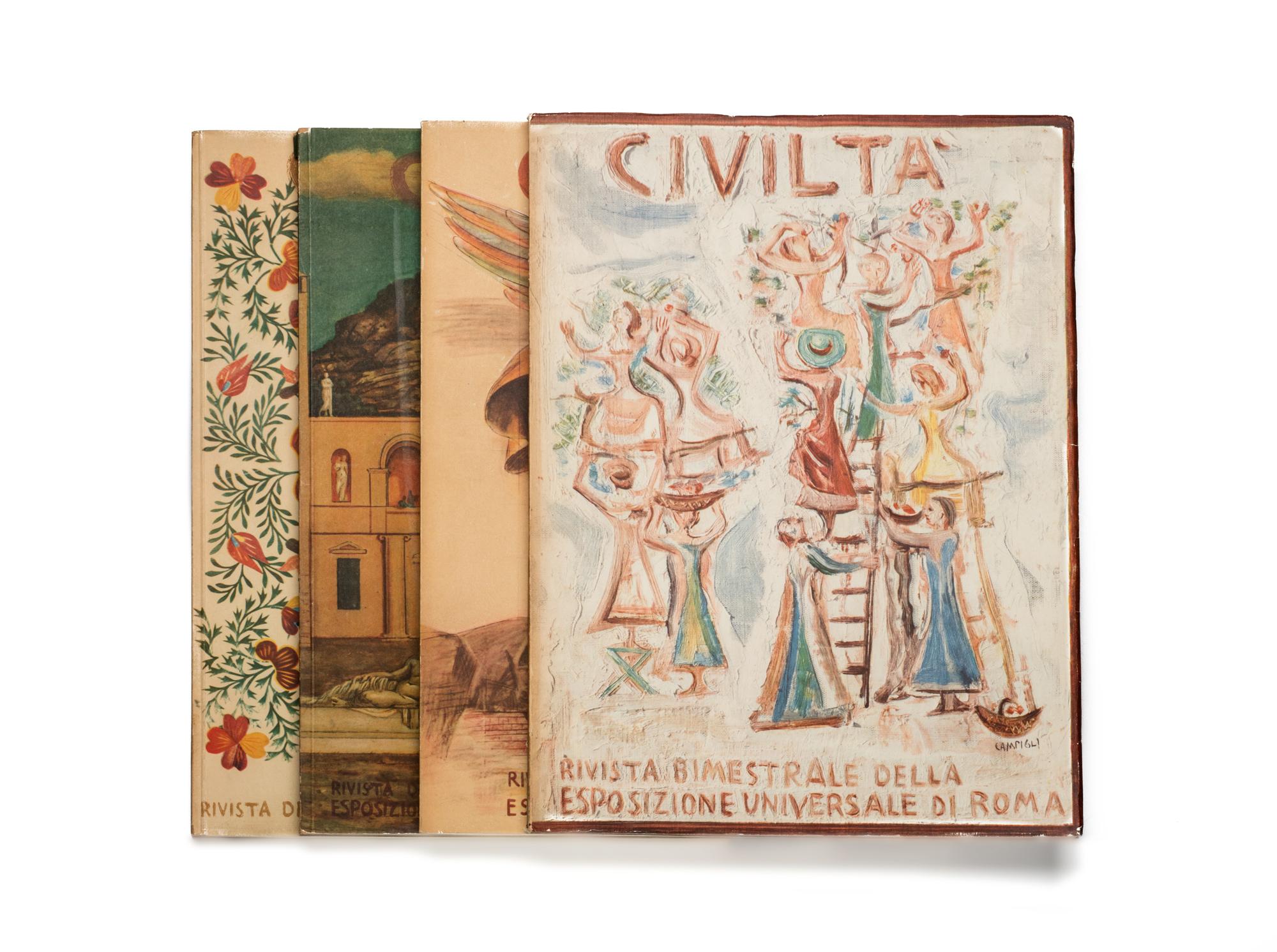 CIVILTA' rivista della Esposizione Universale di Roma