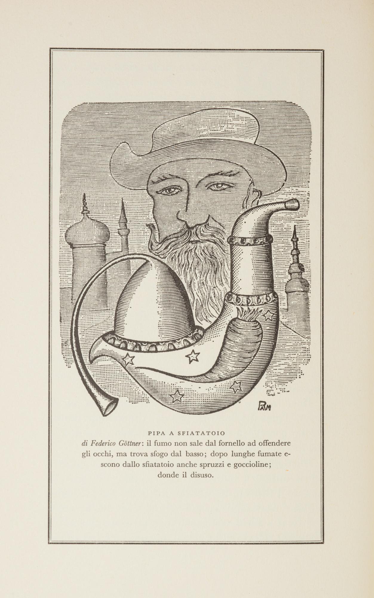 Il libro delle pipe