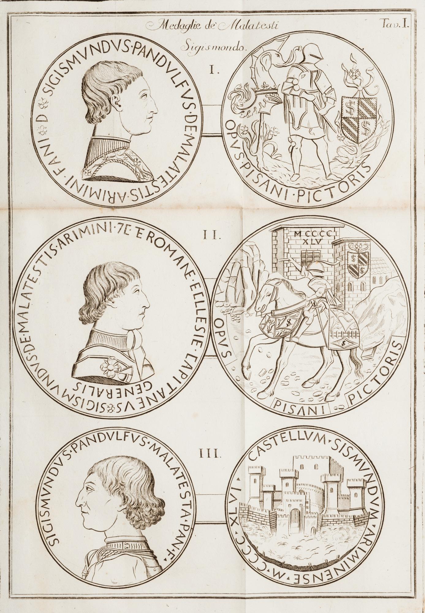 Memorie istoriche di Rimino e de' suoi signori artatamente scritte ad illustrare la zecca