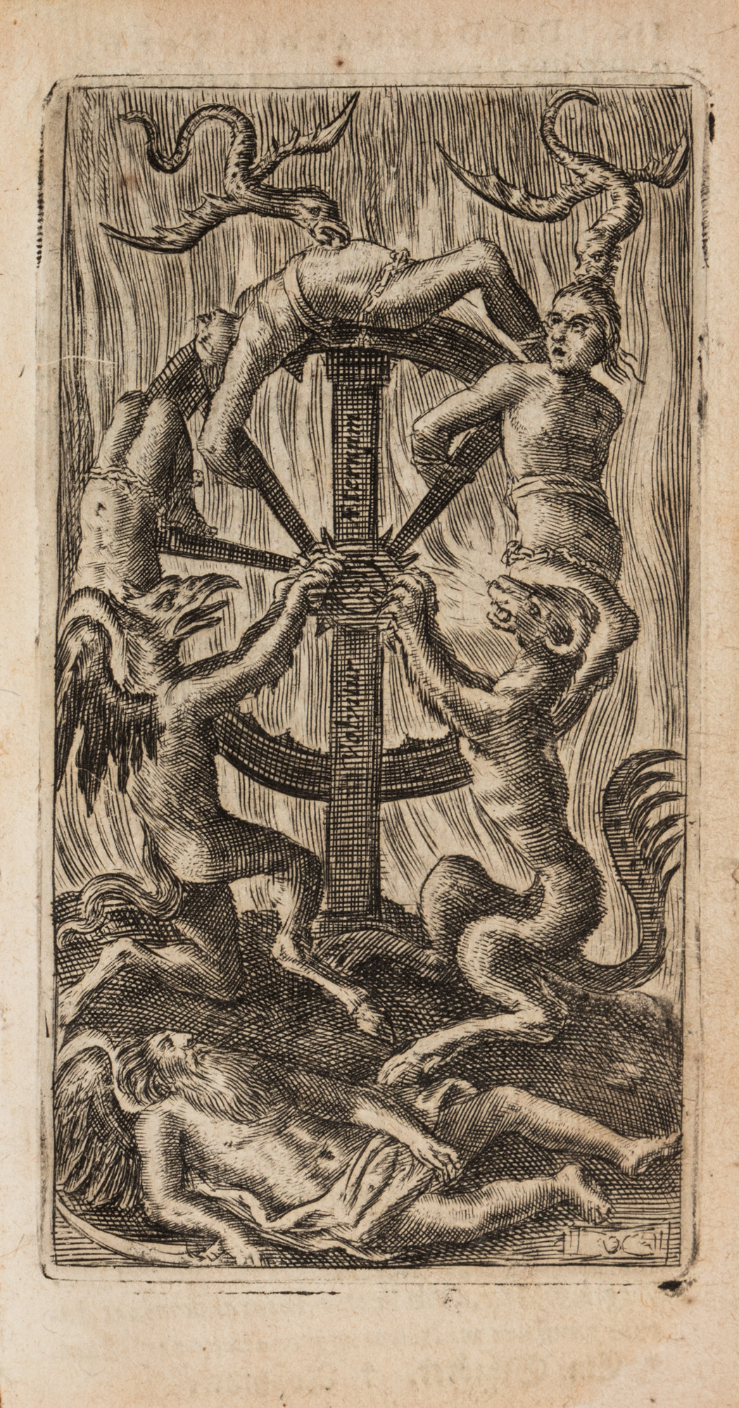Infernus damnatorum carcer et rogus aeternitatis pars II