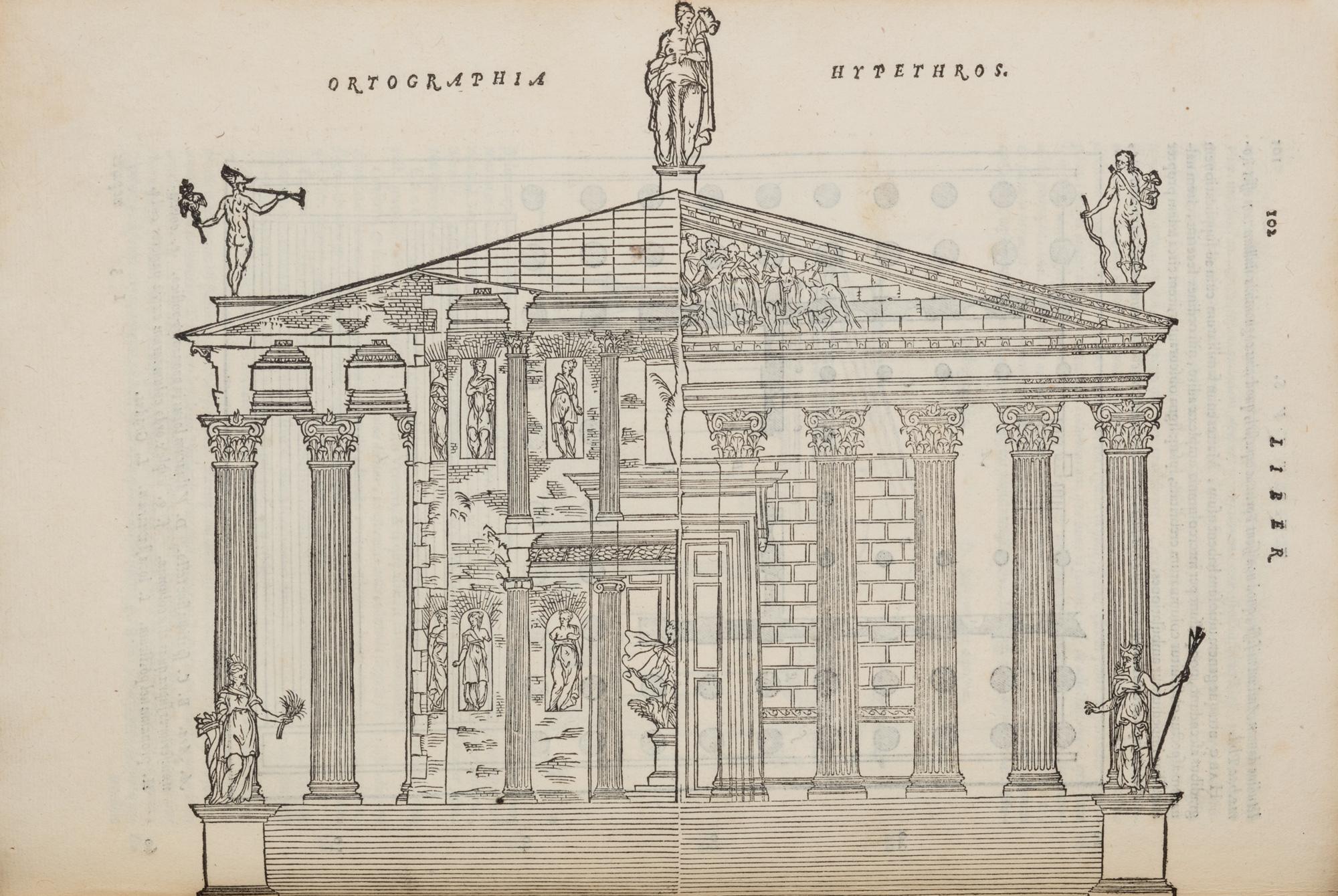 De Architectura libri decem, cum commentariis Danielis Barbari