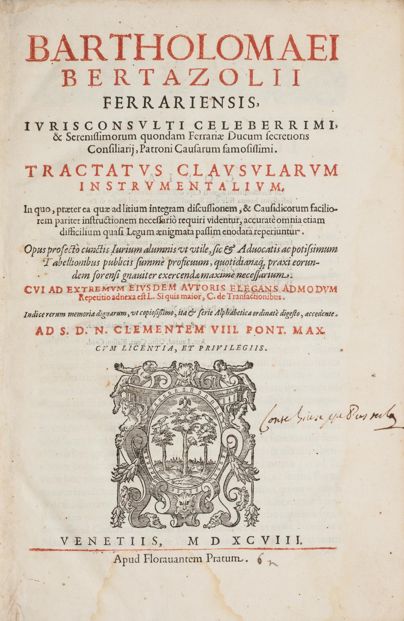 Tractatus clausularum instrumentalium