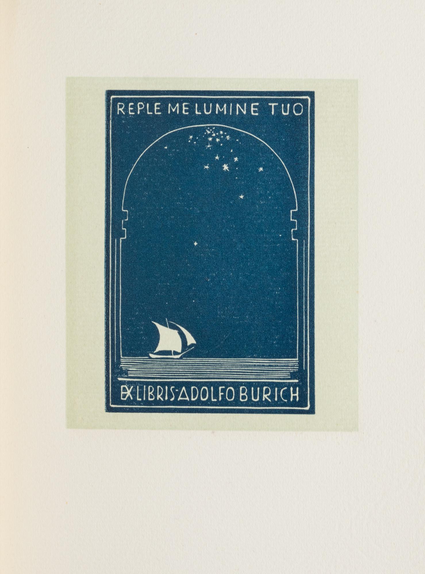 125 Ex-libris di Francesco Gamba. Con prefazione di Giorgio Nicodemi