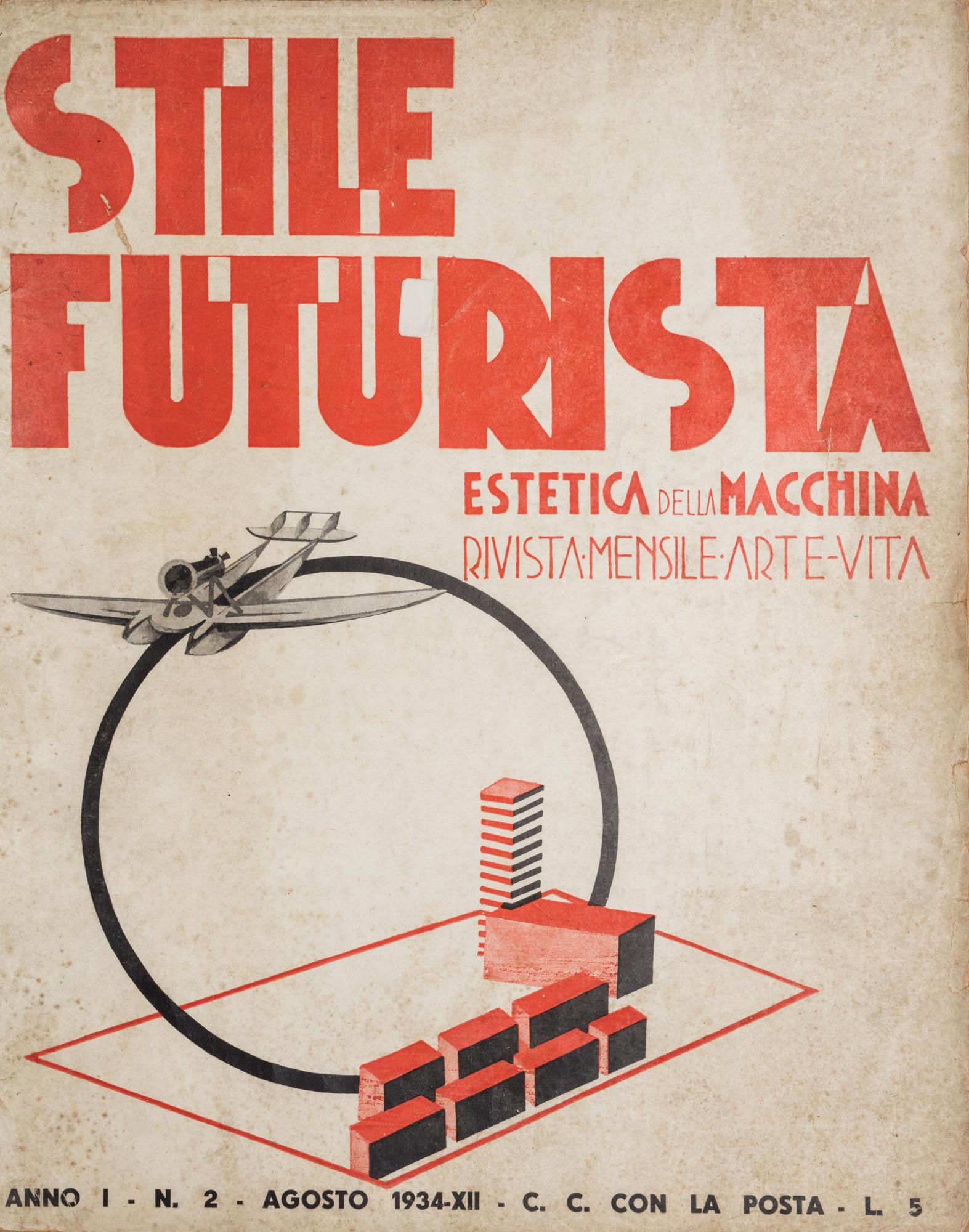 Stile futurista. Rivista mensile d'arte-vita