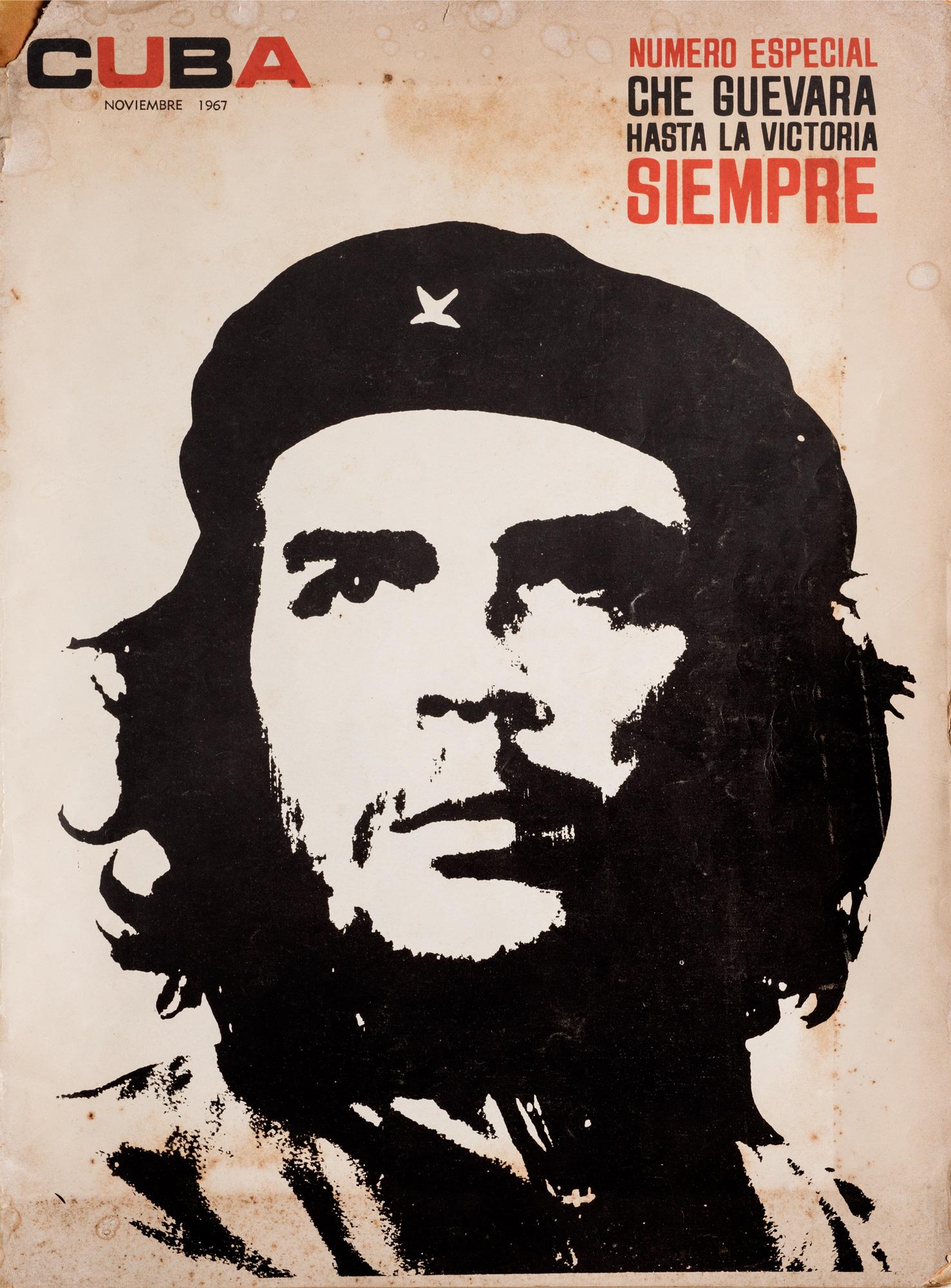 Cuba. Numero especial Che Guevara hasta la victoria siempre