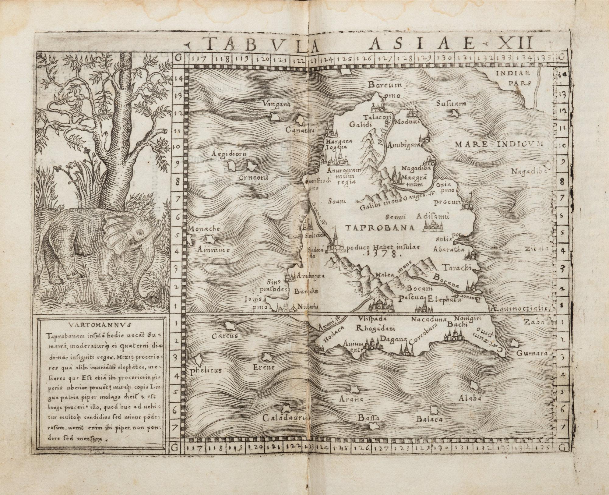 La Geografia di Claudio Ptolomeo alessandrino, con alcuni comenti & aggiunte fattevi da Sebastiano munstero Alamanno