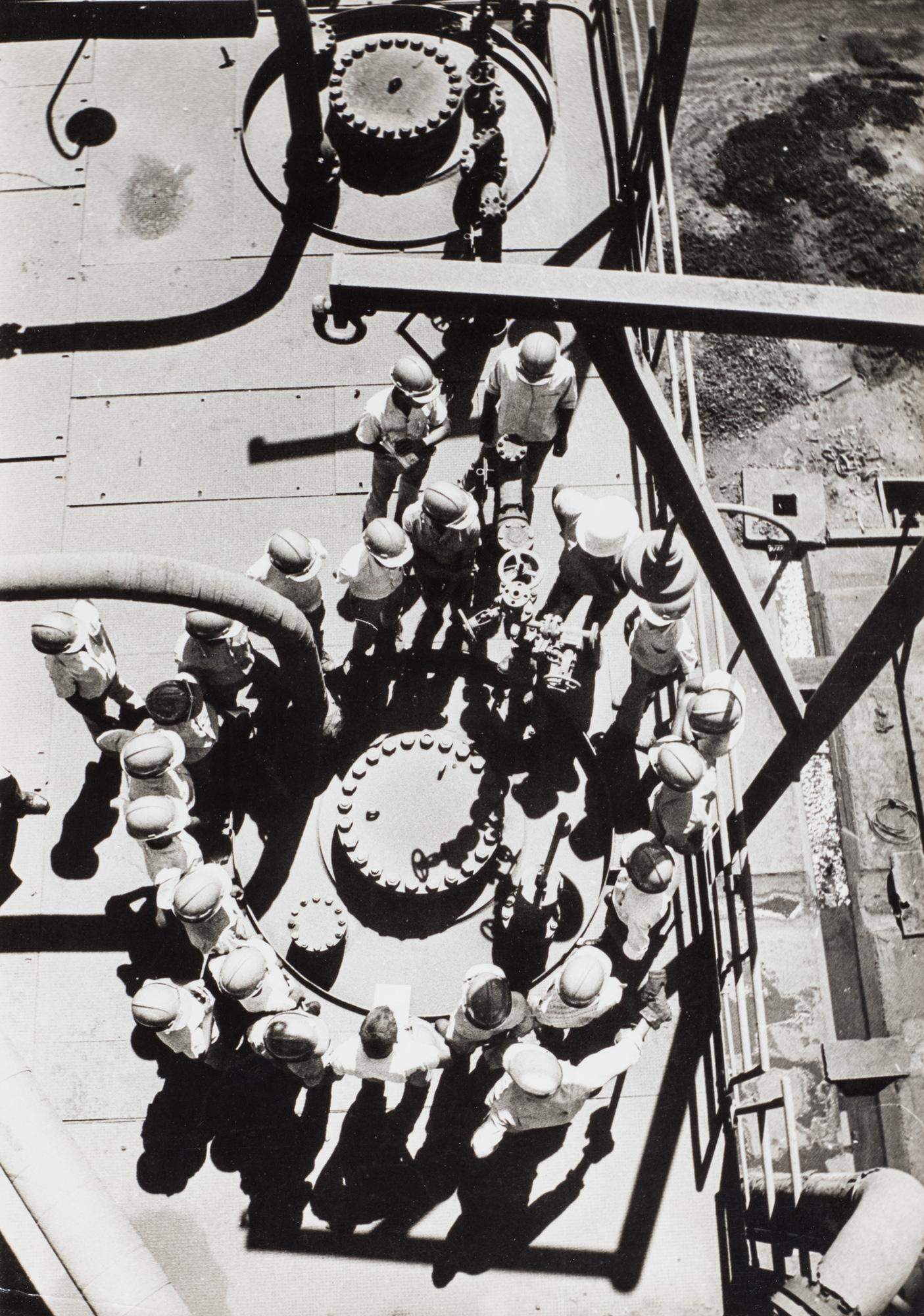 Lavoratori a Moa